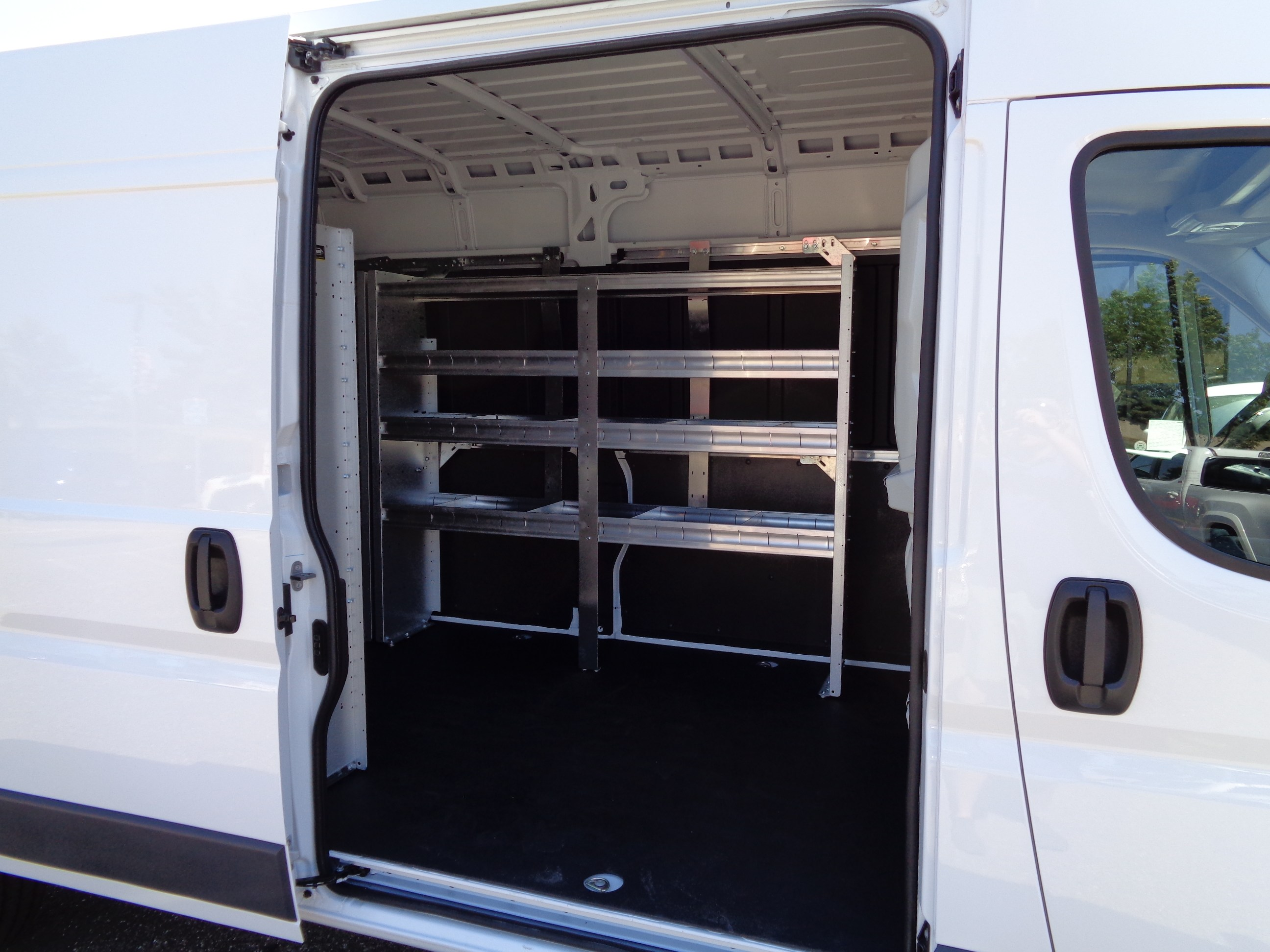 2018 ProMaster 2500 High Roof FWD,  Ranger Design Mobile Service Upfitted Cargo Van #16124 - photo 12