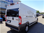 2018 ProMaster 2500 High Roof FWD,  Ranger Design Mobile Service Upfitted Cargo Van #16124 - photo 9