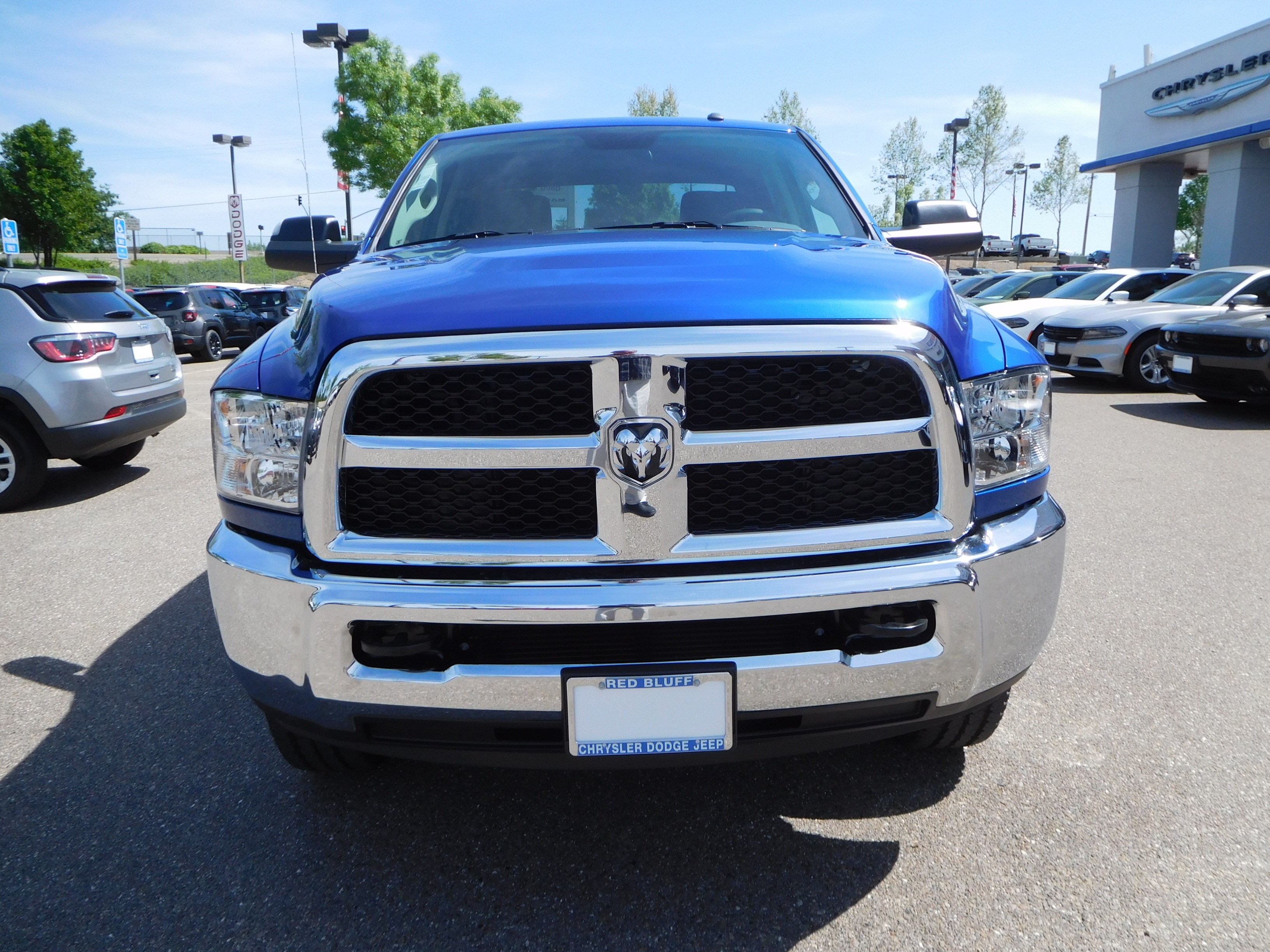 2018 Ram 2500 Crew Cab 4x4,  Pickup #16125 - photo 4