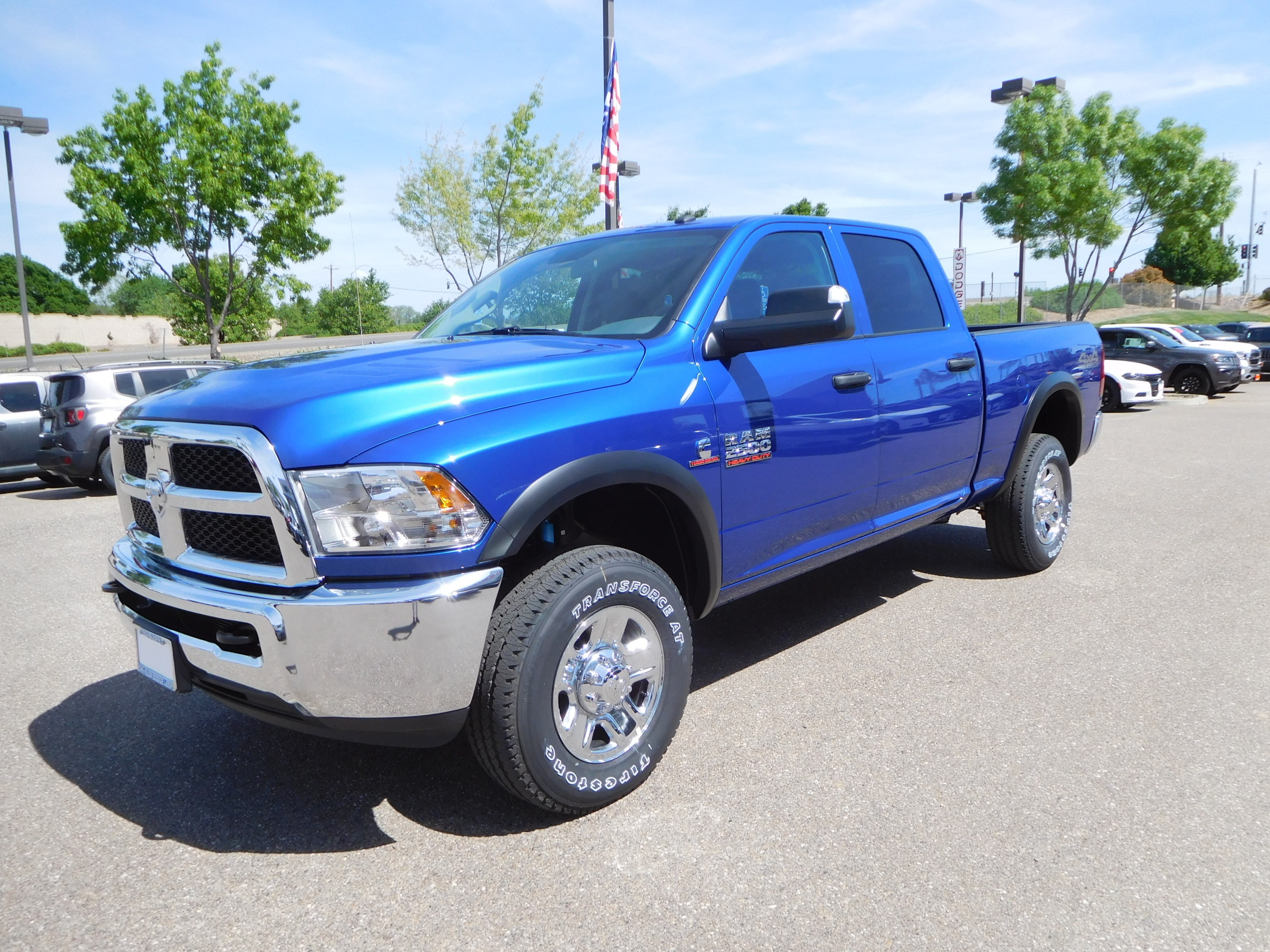 2018 Ram 2500 Crew Cab 4x4,  Pickup #16125 - photo 5