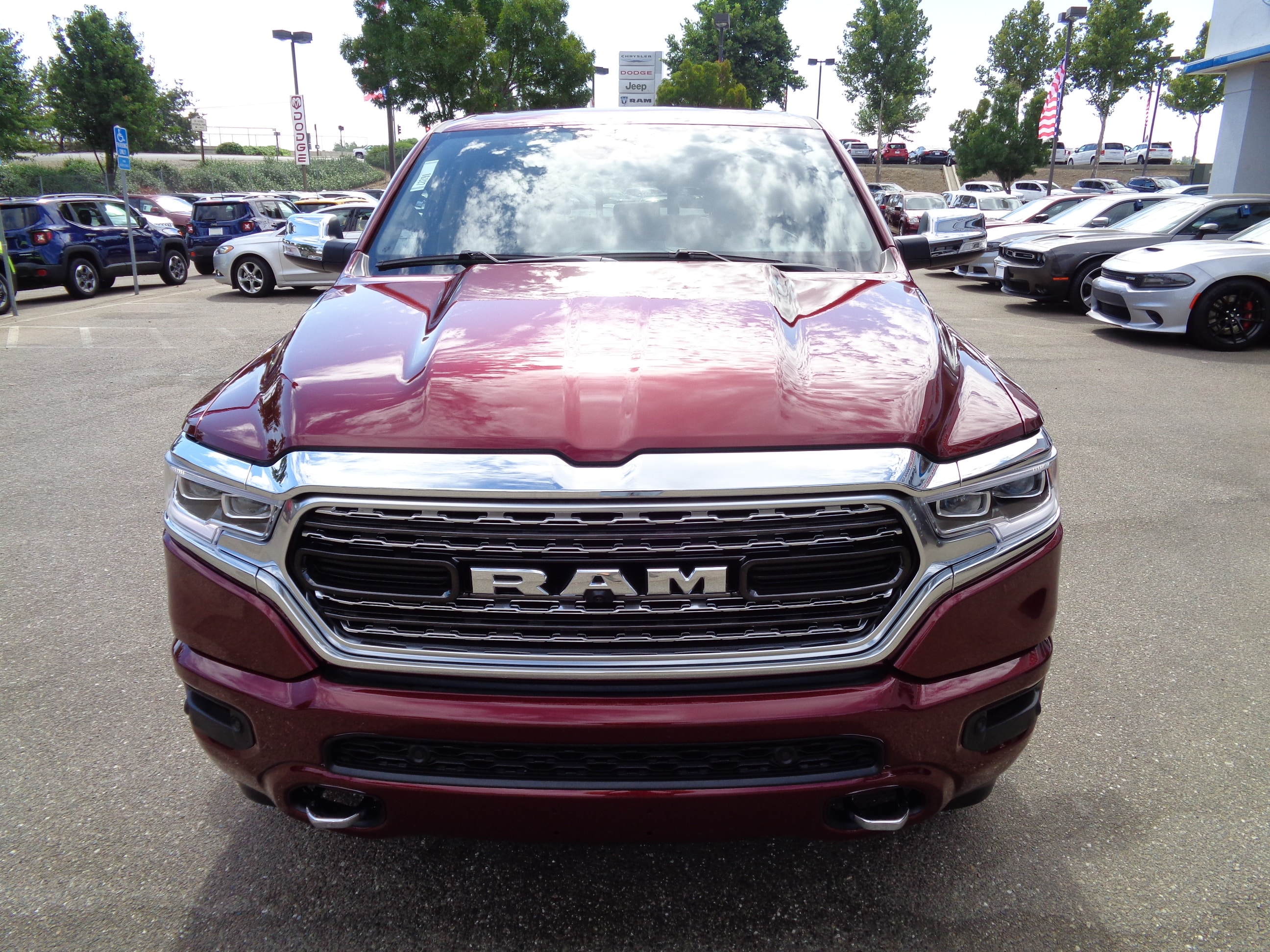 2019 Ram 1500 Crew Cab 4x4,  Pickup #16227 - photo 4
