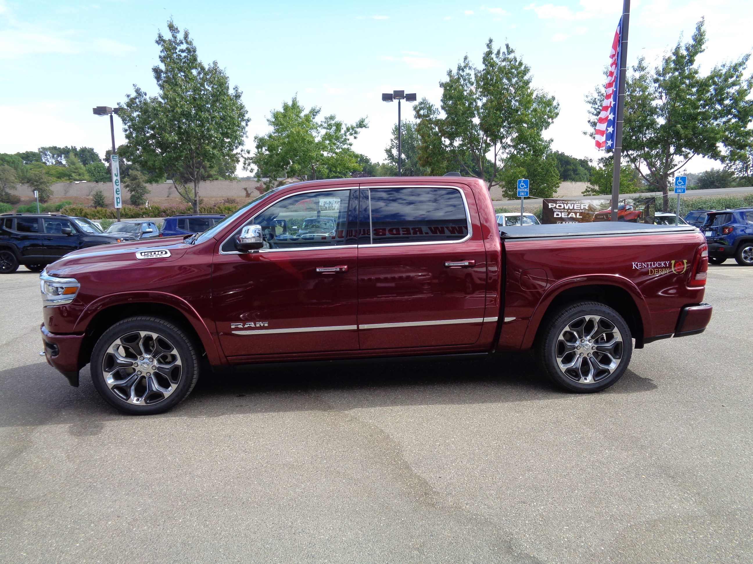 2019 Ram 1500 Crew Cab 4x4,  Pickup #16227 - photo 6