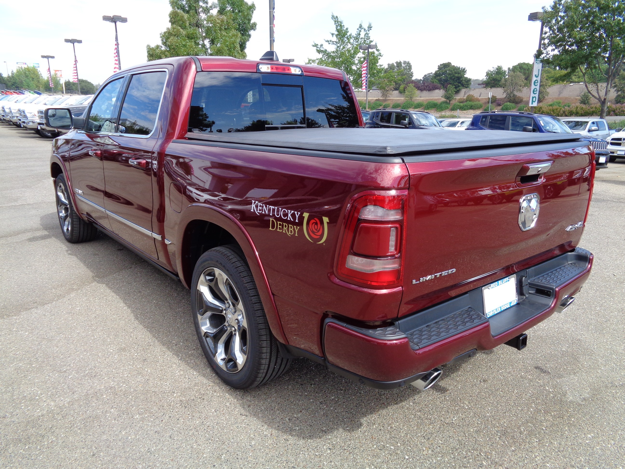 2019 Ram 1500 Crew Cab 4x4,  Pickup #16227 - photo 7