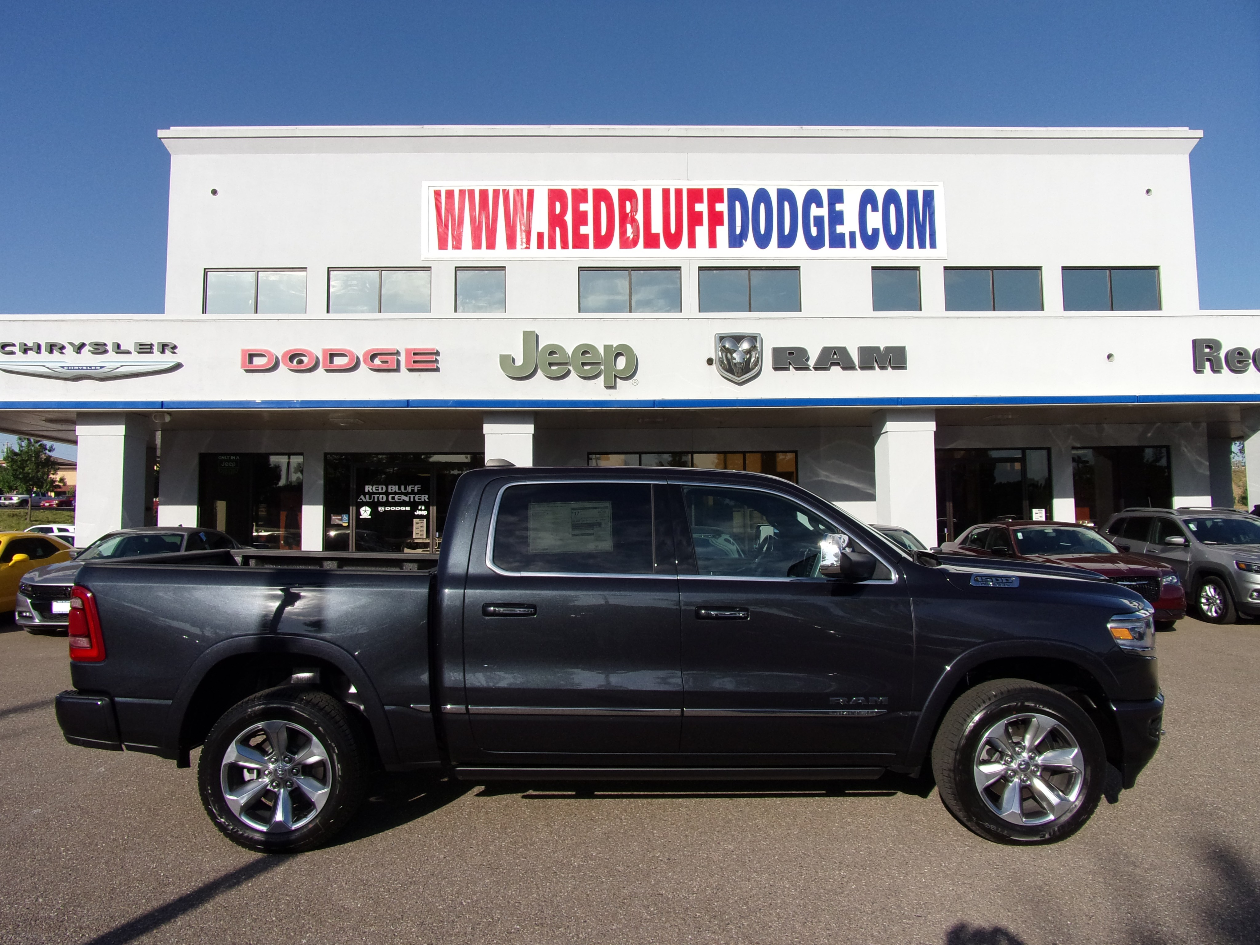 2019 Ram 1500 Crew Cab 4x4,  Pickup #16252 - photo 3