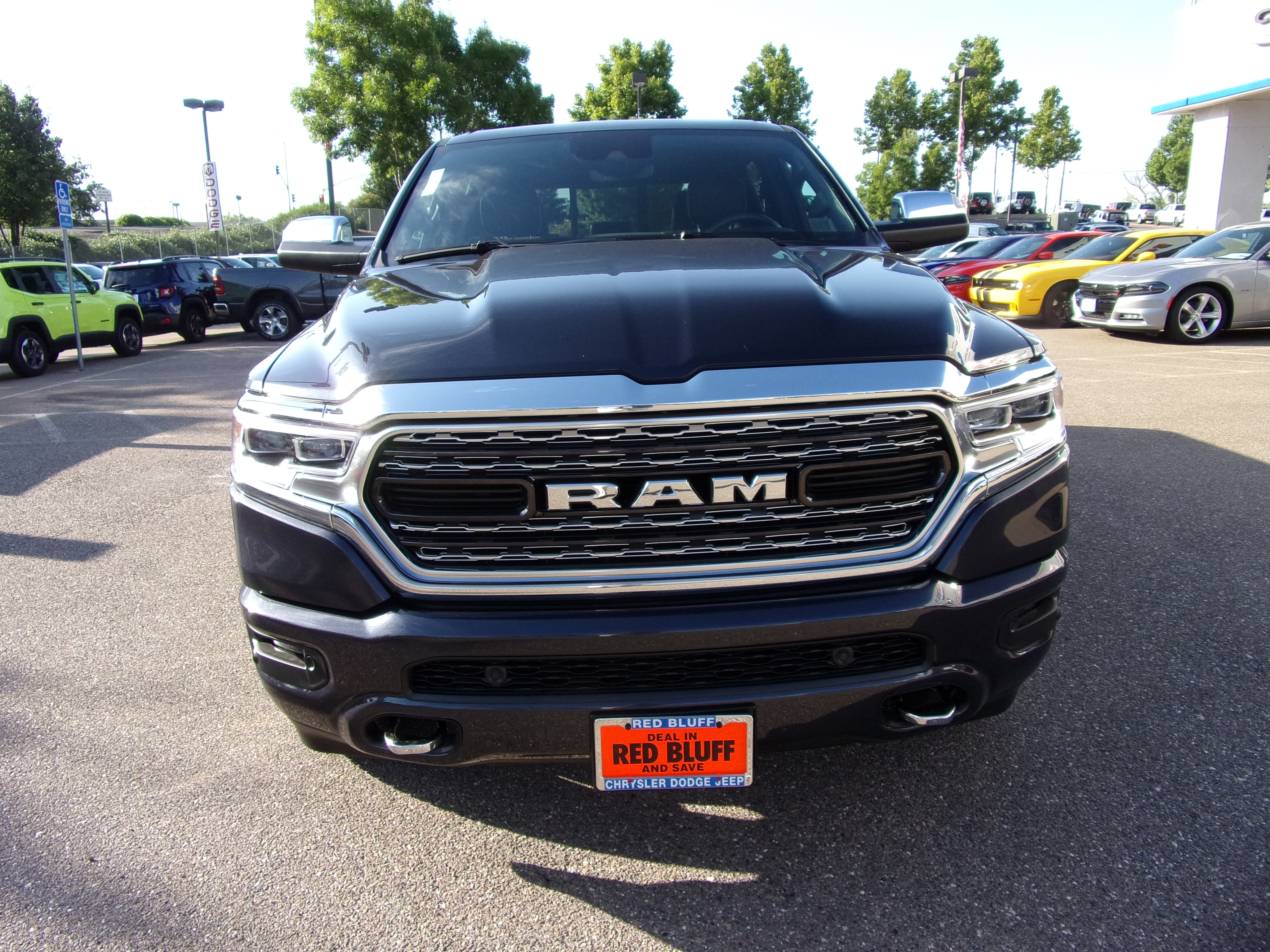2019 Ram 1500 Crew Cab 4x4,  Pickup #16252 - photo 4