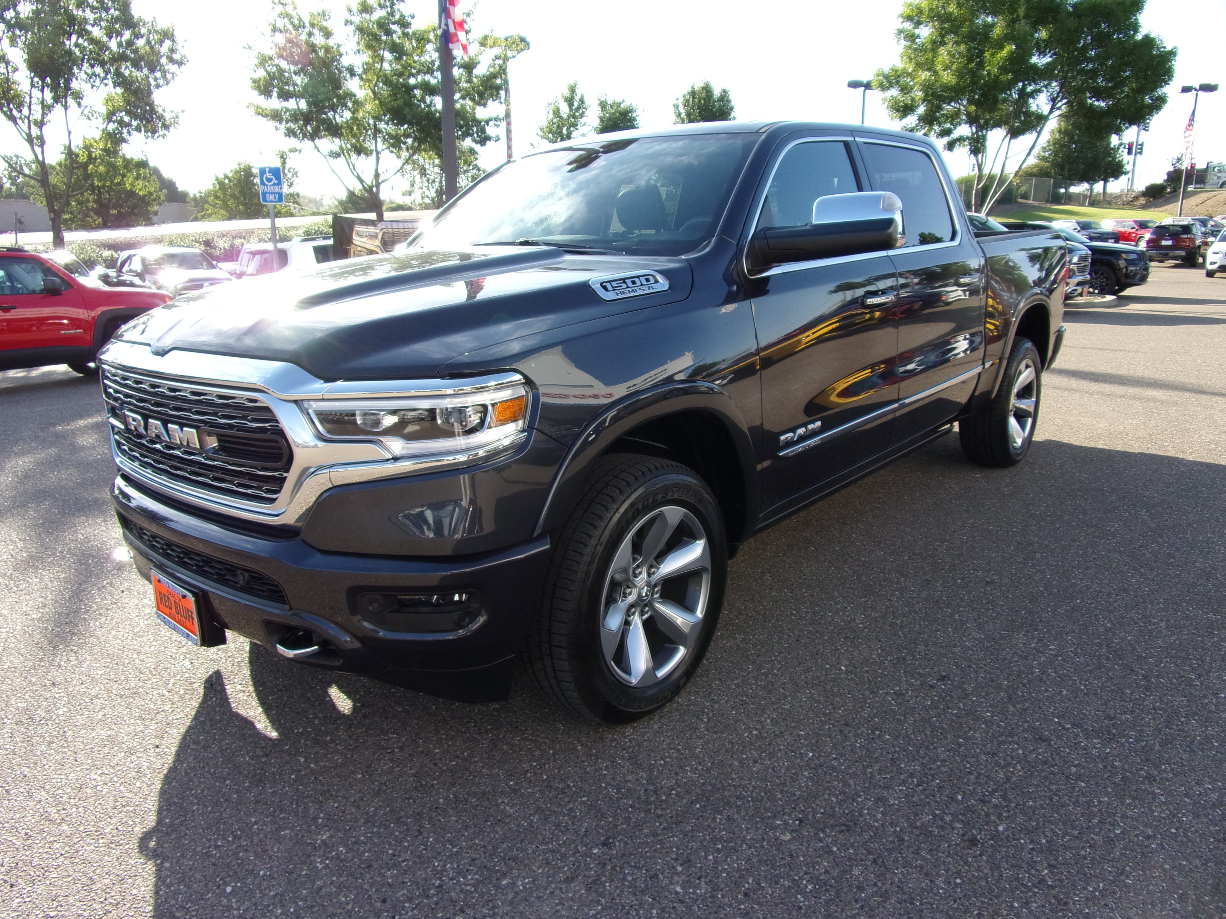 2019 Ram 1500 Crew Cab 4x4,  Pickup #16252 - photo 5