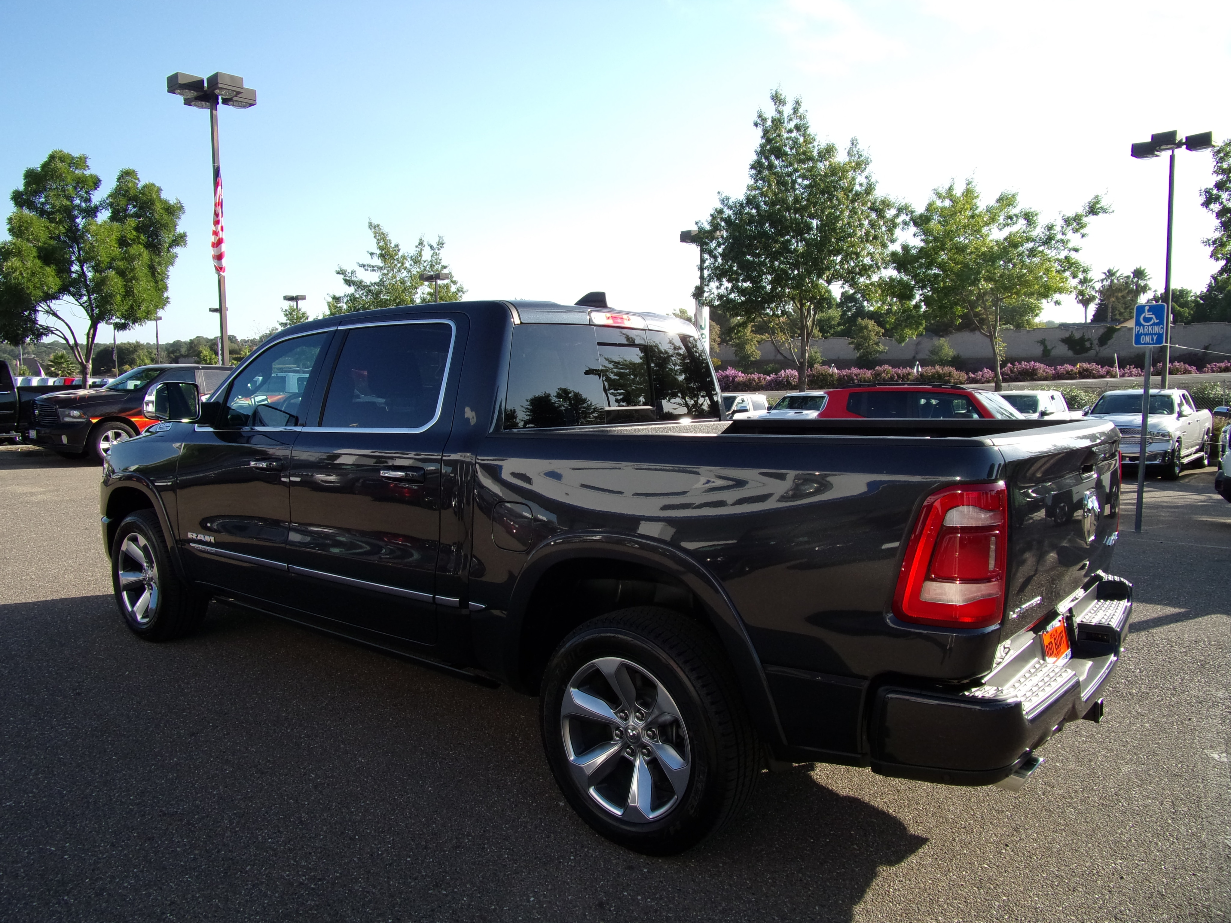2019 Ram 1500 Crew Cab 4x4,  Pickup #16252 - photo 7