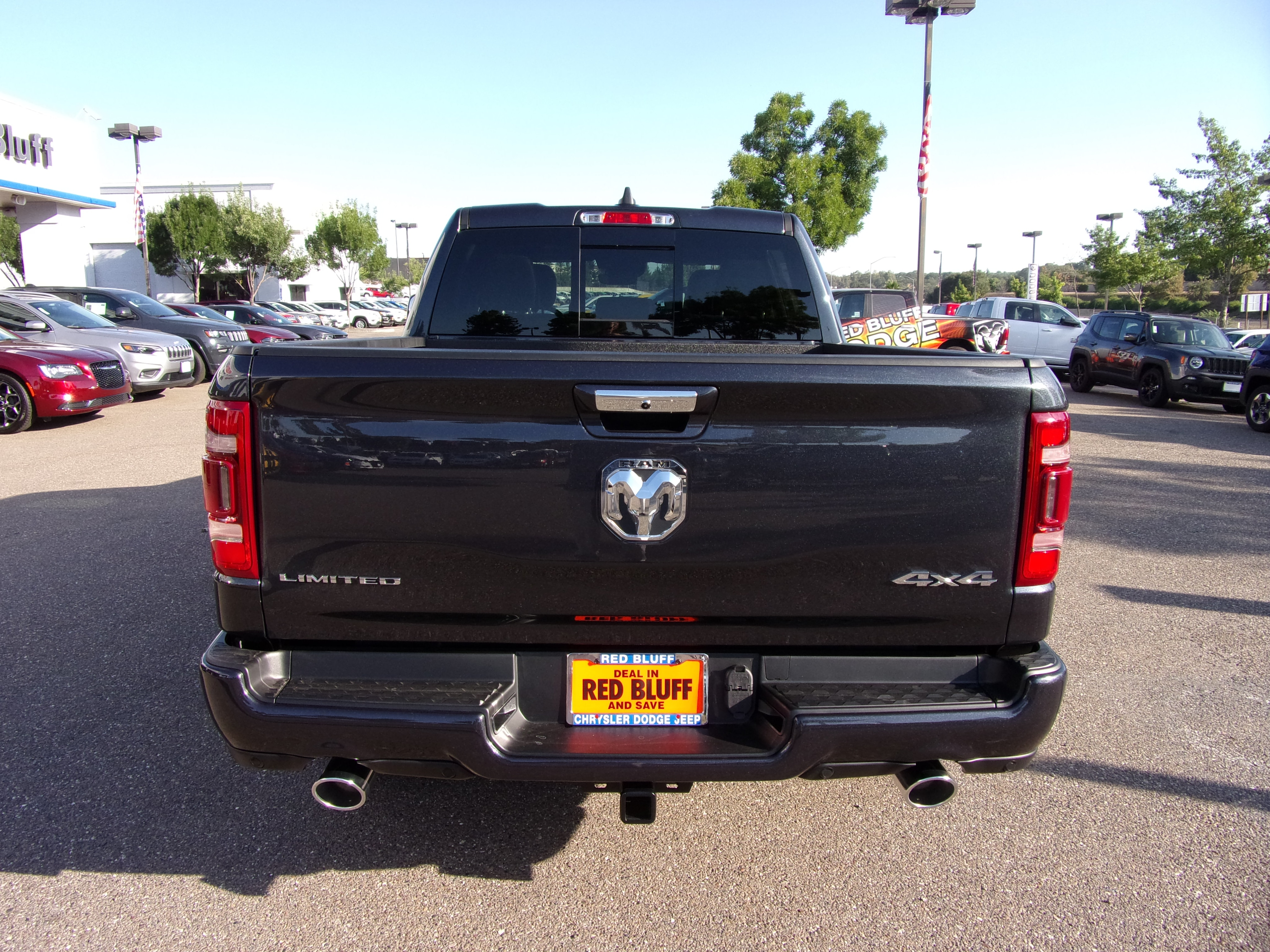 2019 Ram 1500 Crew Cab 4x4,  Pickup #16252 - photo 8