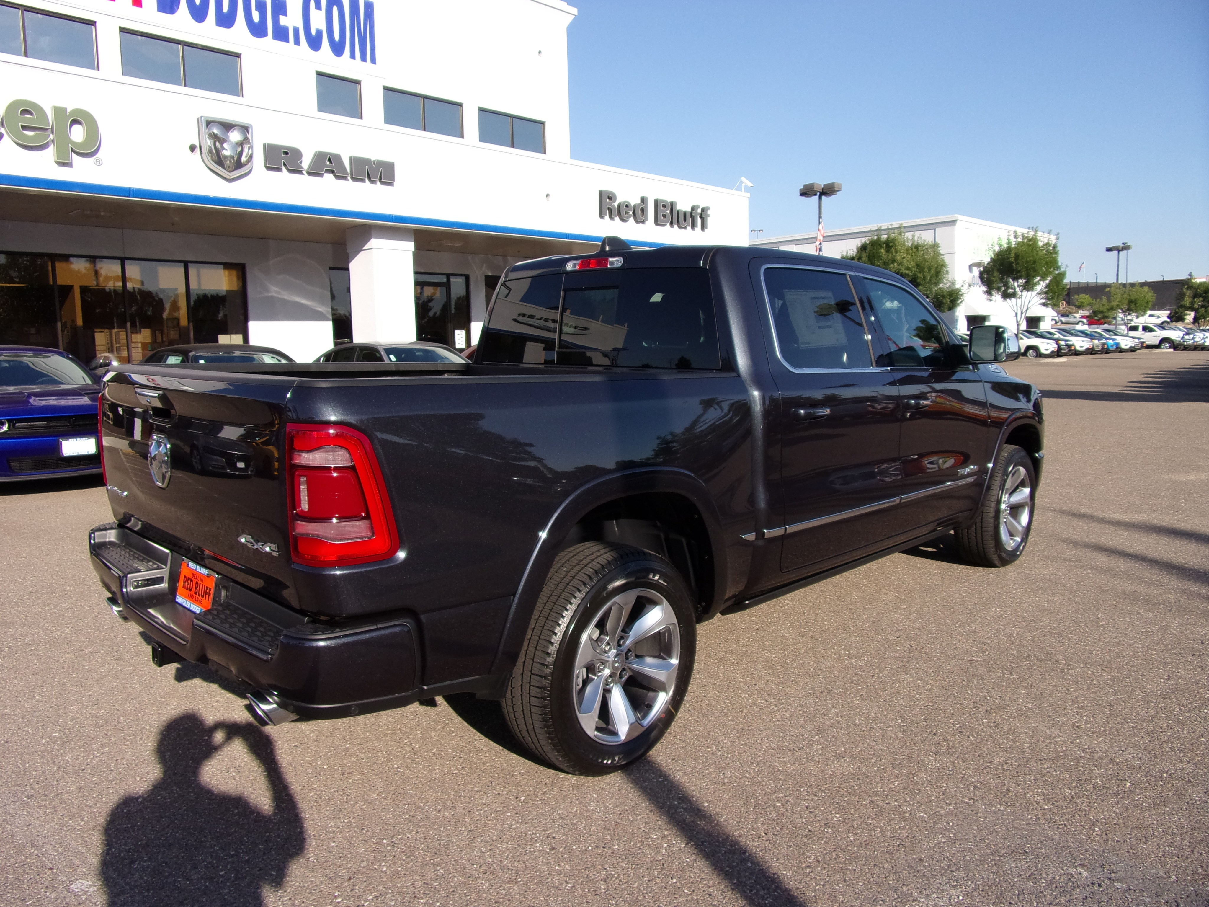2019 Ram 1500 Crew Cab 4x4,  Pickup #16252 - photo 2