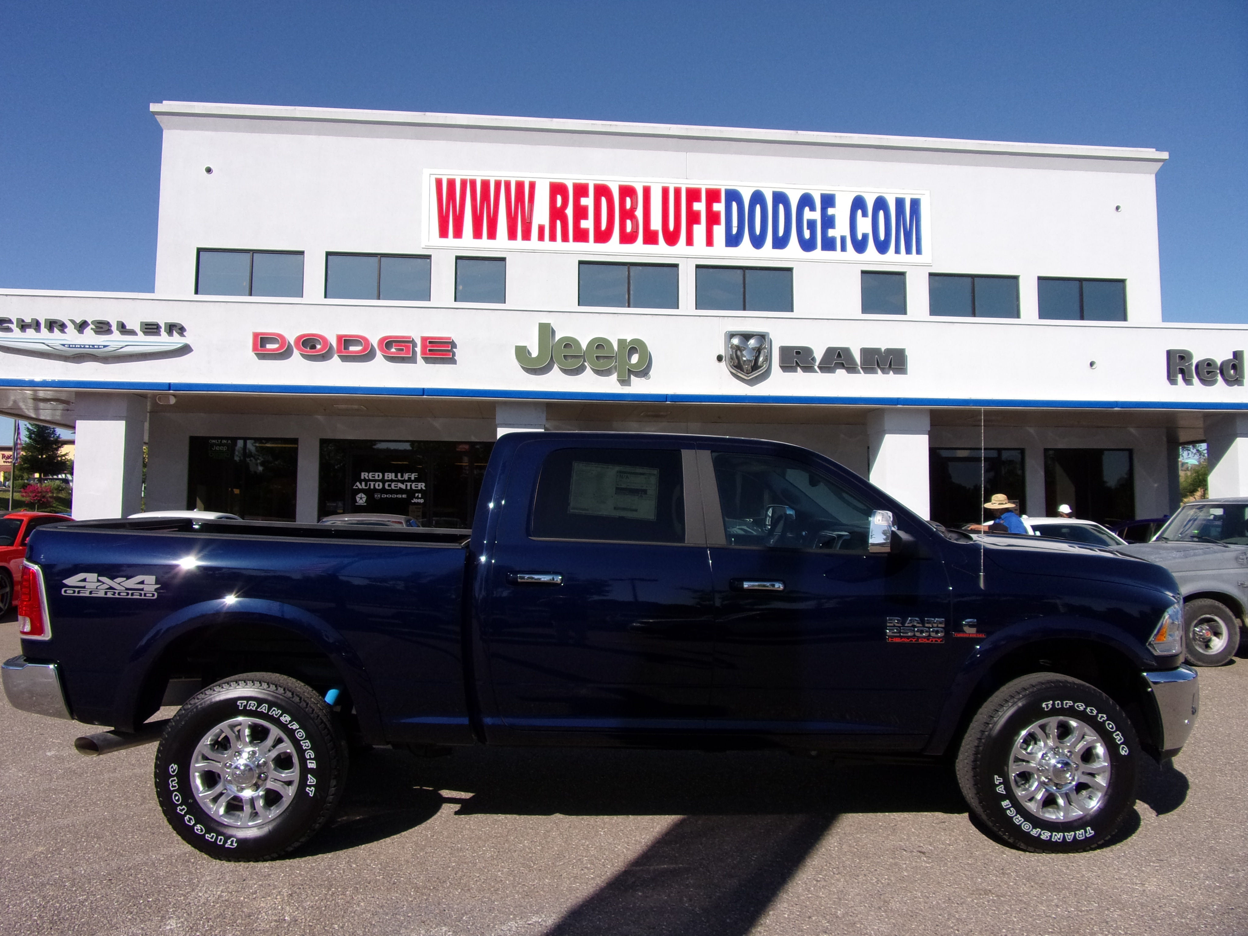 2018 Ram 2500 Crew Cab 4x4,  Pickup #16323 - photo 3