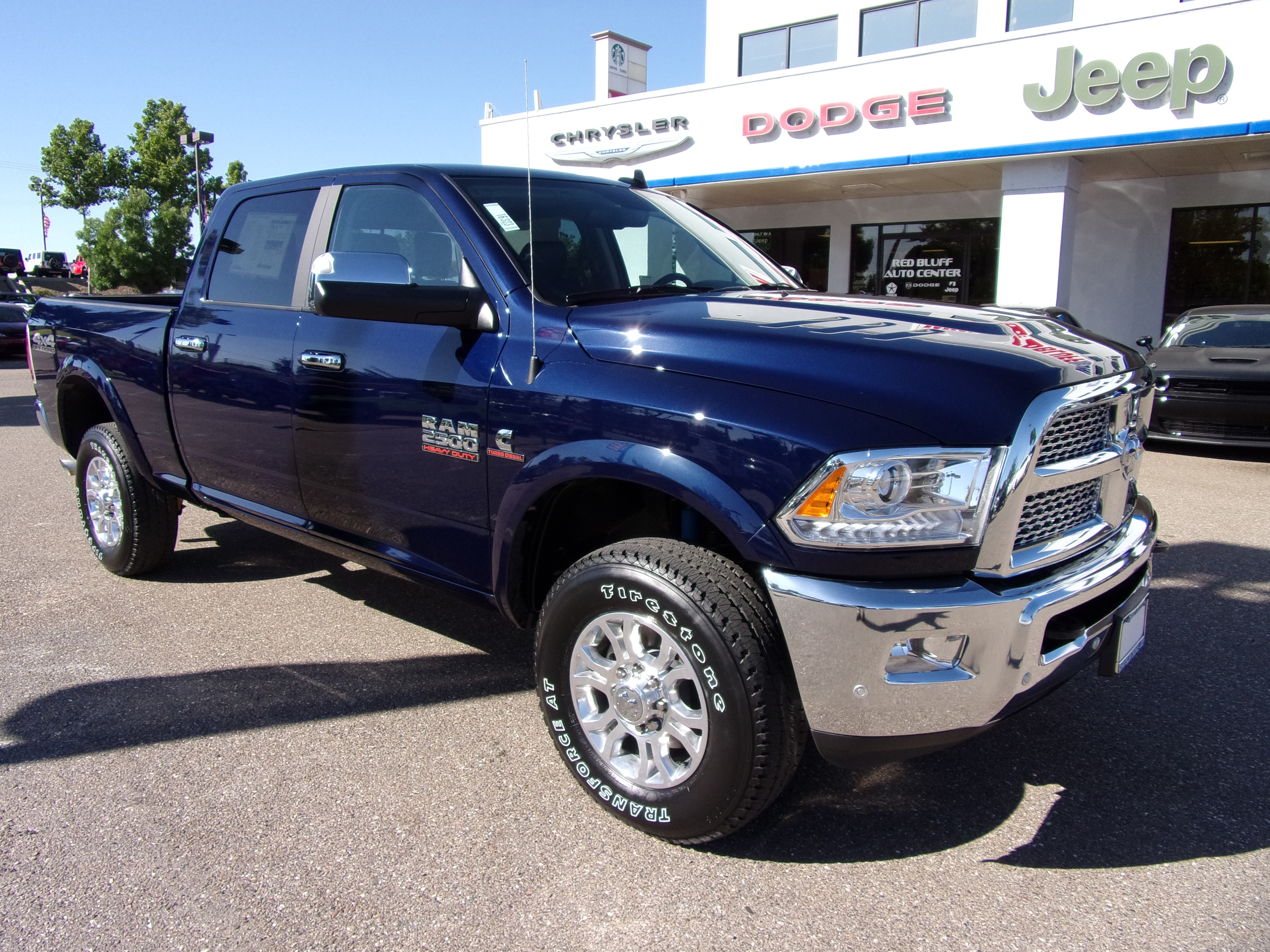 2018 Ram 2500 Crew Cab 4x4,  Pickup #16323 - photo 1