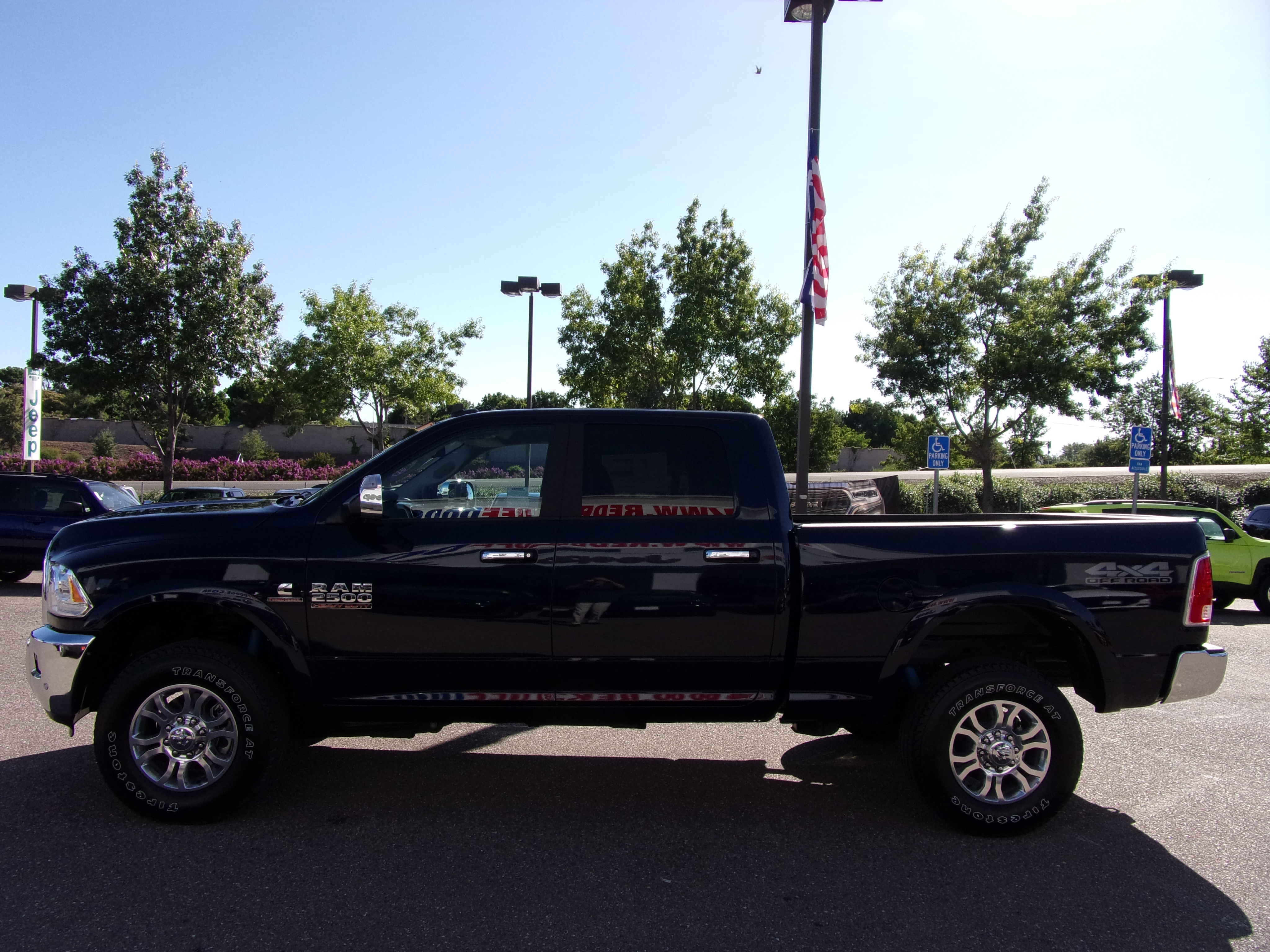 2018 Ram 2500 Crew Cab 4x4,  Pickup #16323 - photo 6