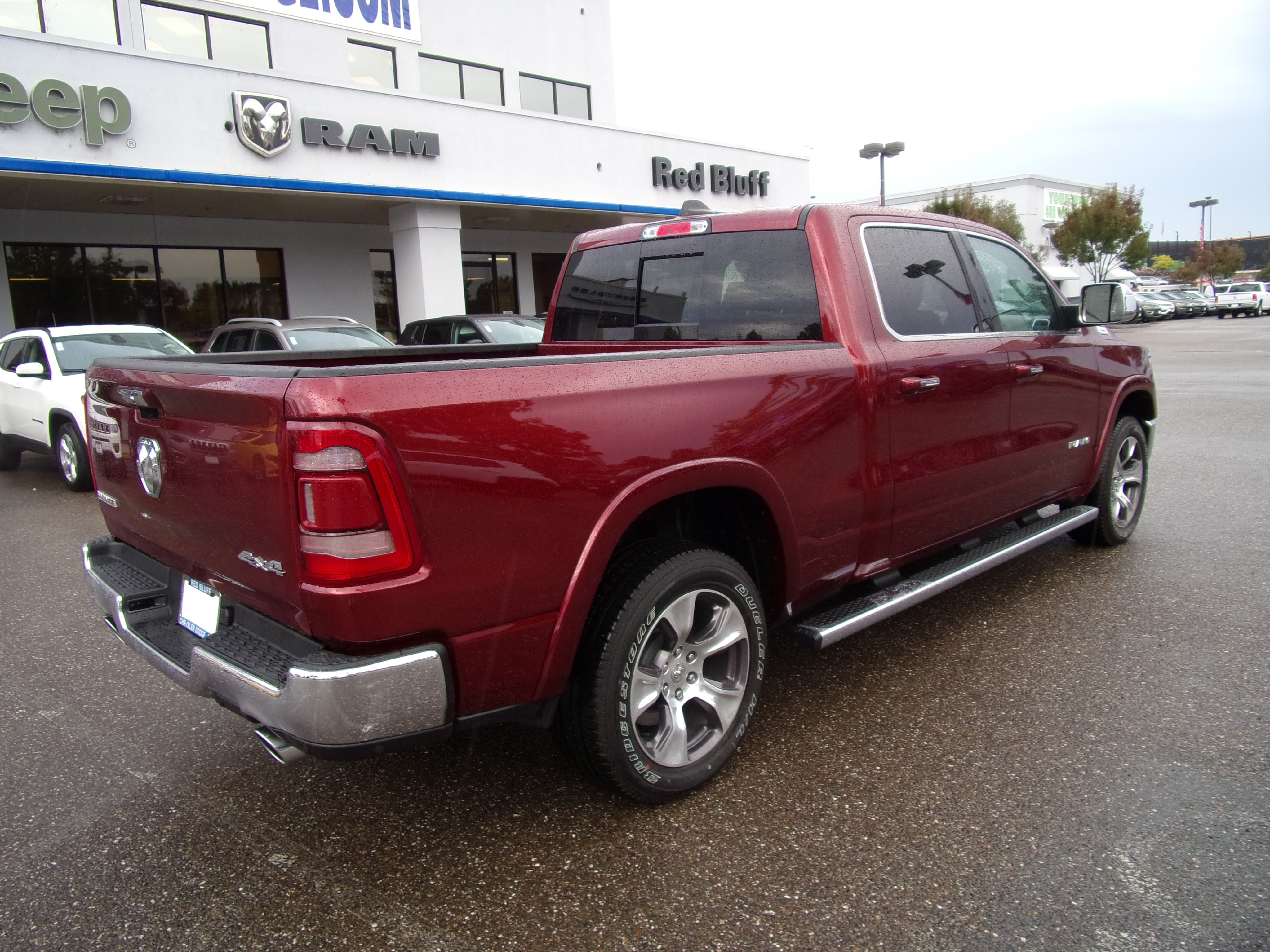 2019 Ram 1500 Crew Cab 4x4,  Pickup #16340 - photo 2