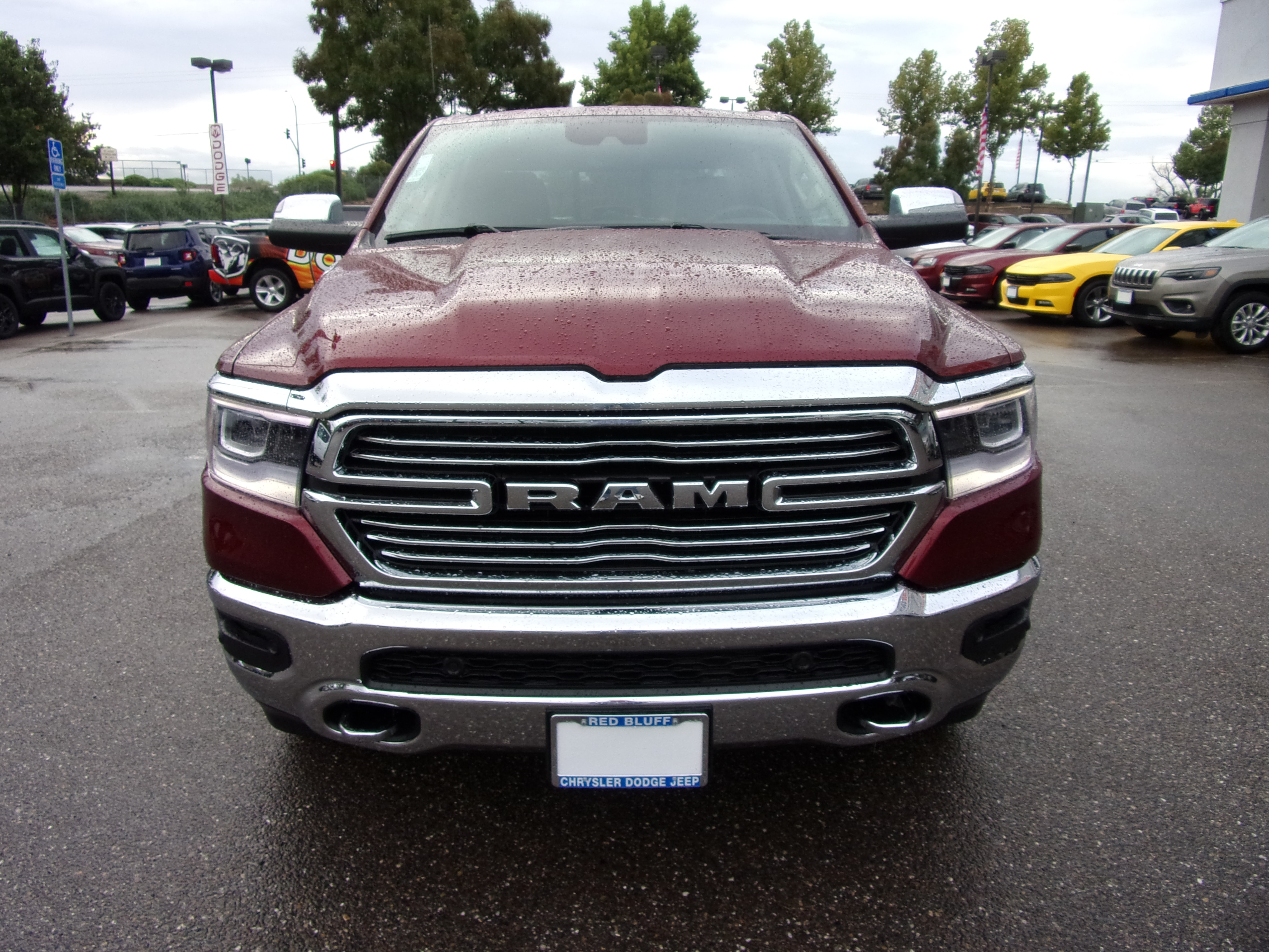2019 Ram 1500 Crew Cab 4x4,  Pickup #16340 - photo 4