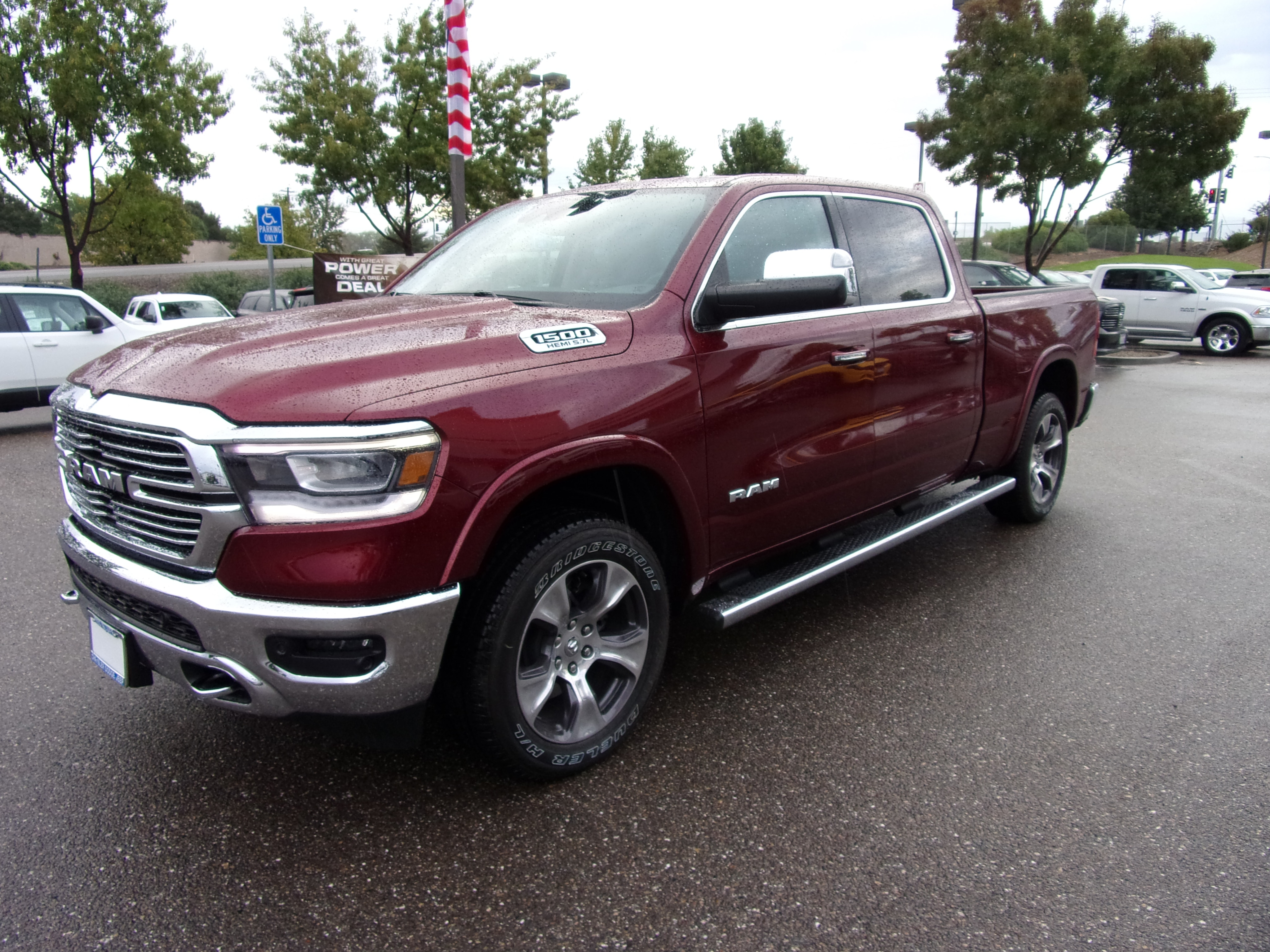 2019 Ram 1500 Crew Cab 4x4,  Pickup #16340 - photo 5