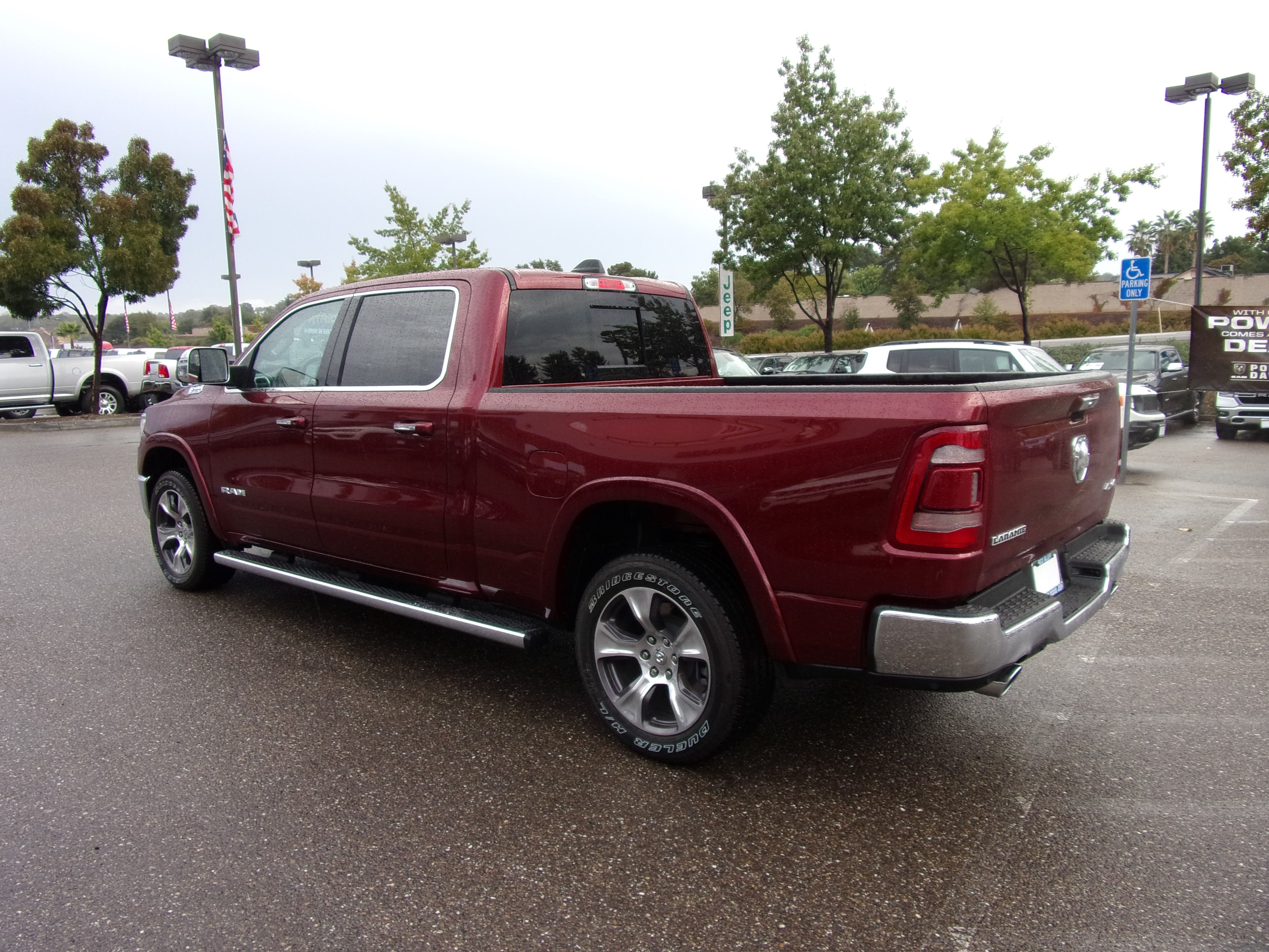 2019 Ram 1500 Crew Cab 4x4,  Pickup #16340 - photo 7