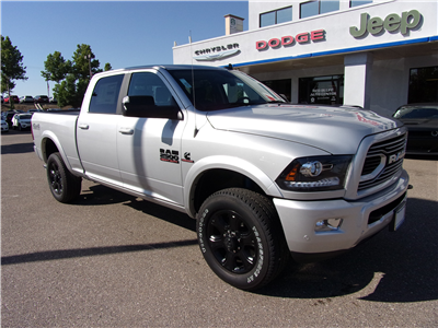 2018 Ram 2500 Crew Cab 4x4,  Pickup #16346 - photo 1