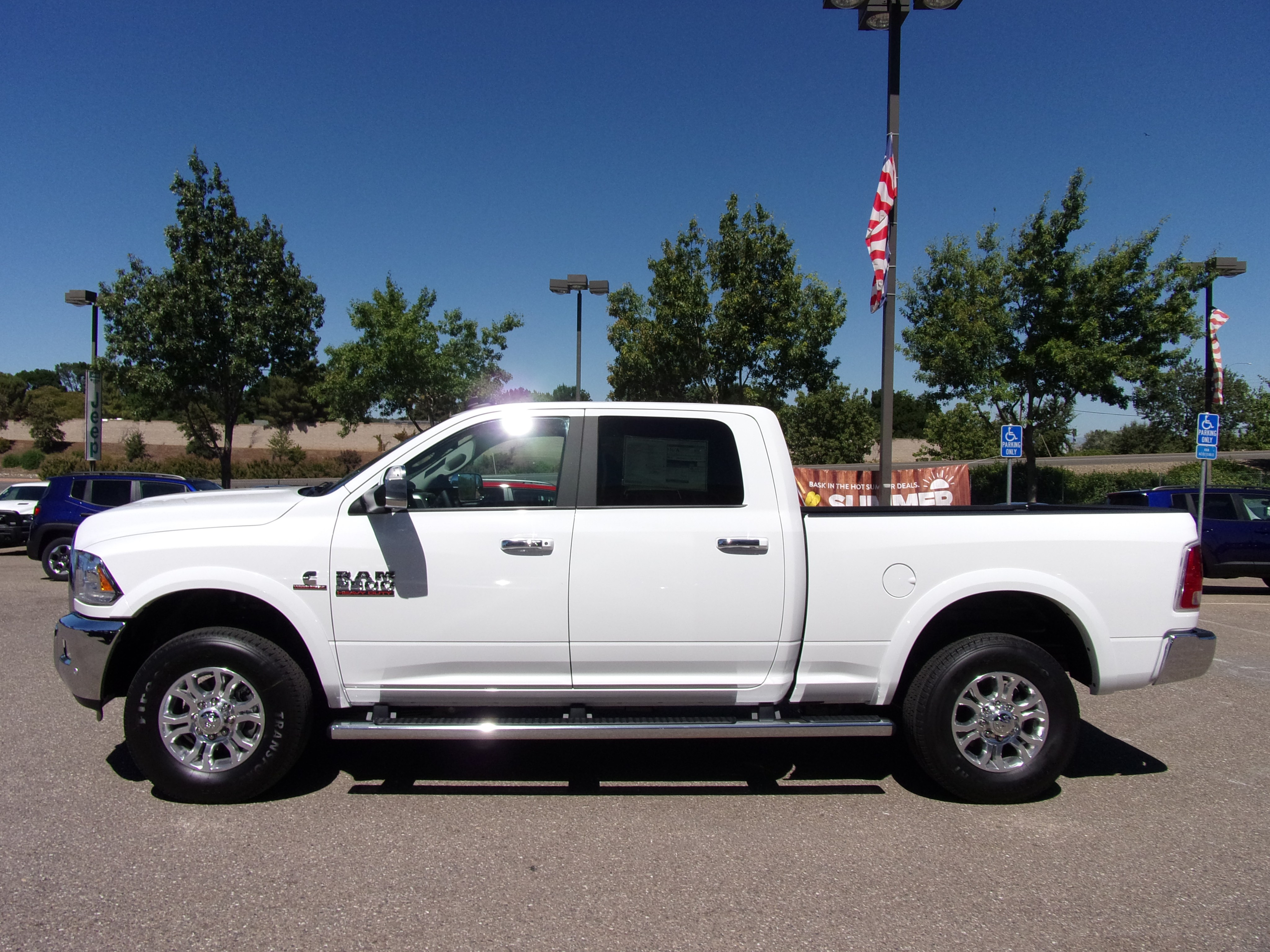 2018 Ram 2500 Crew Cab 4x4,  Pickup #16378 - photo 6
