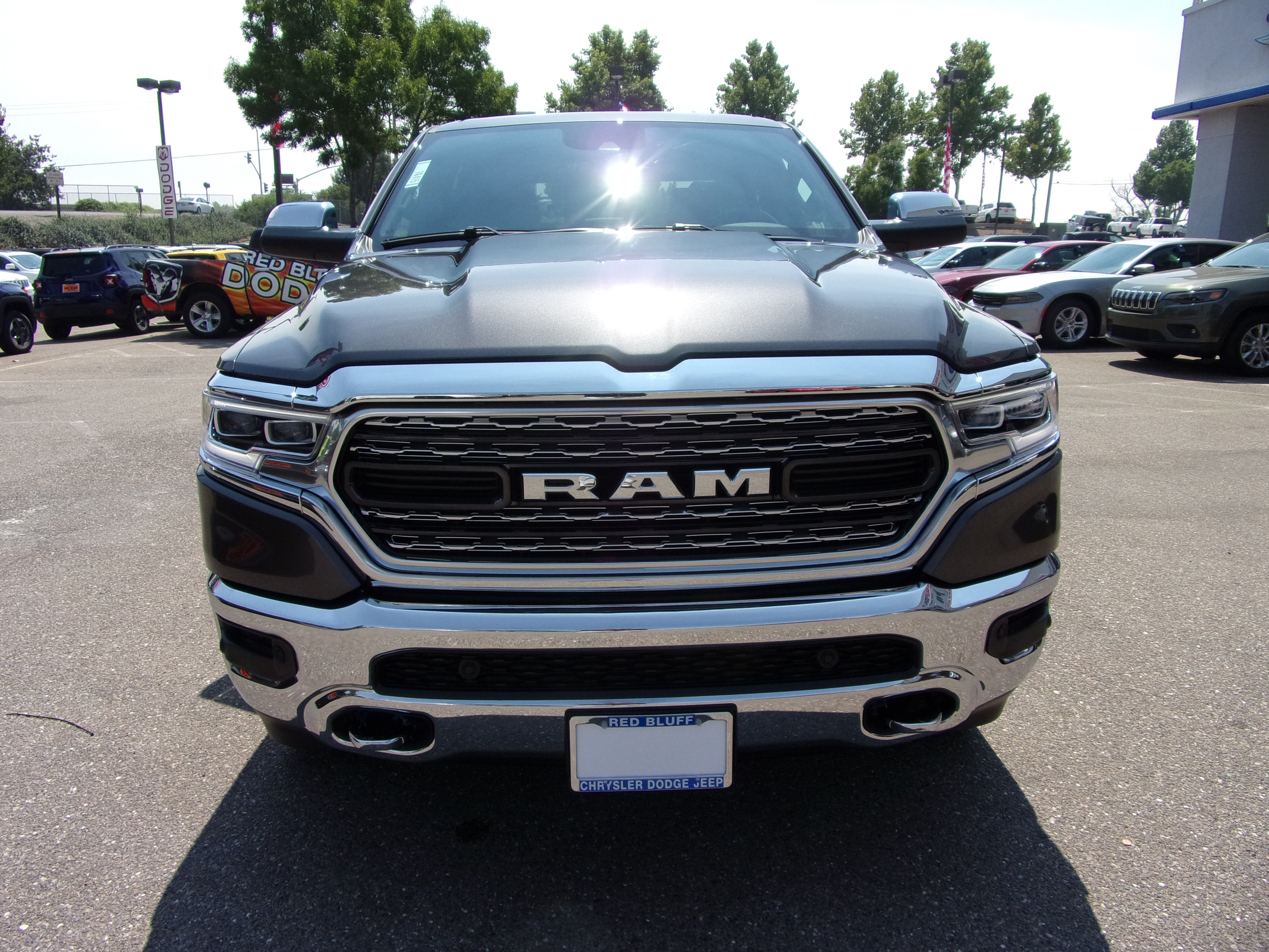 2019 Ram 1500 Crew Cab 4x4,  Pickup #16415 - photo 4