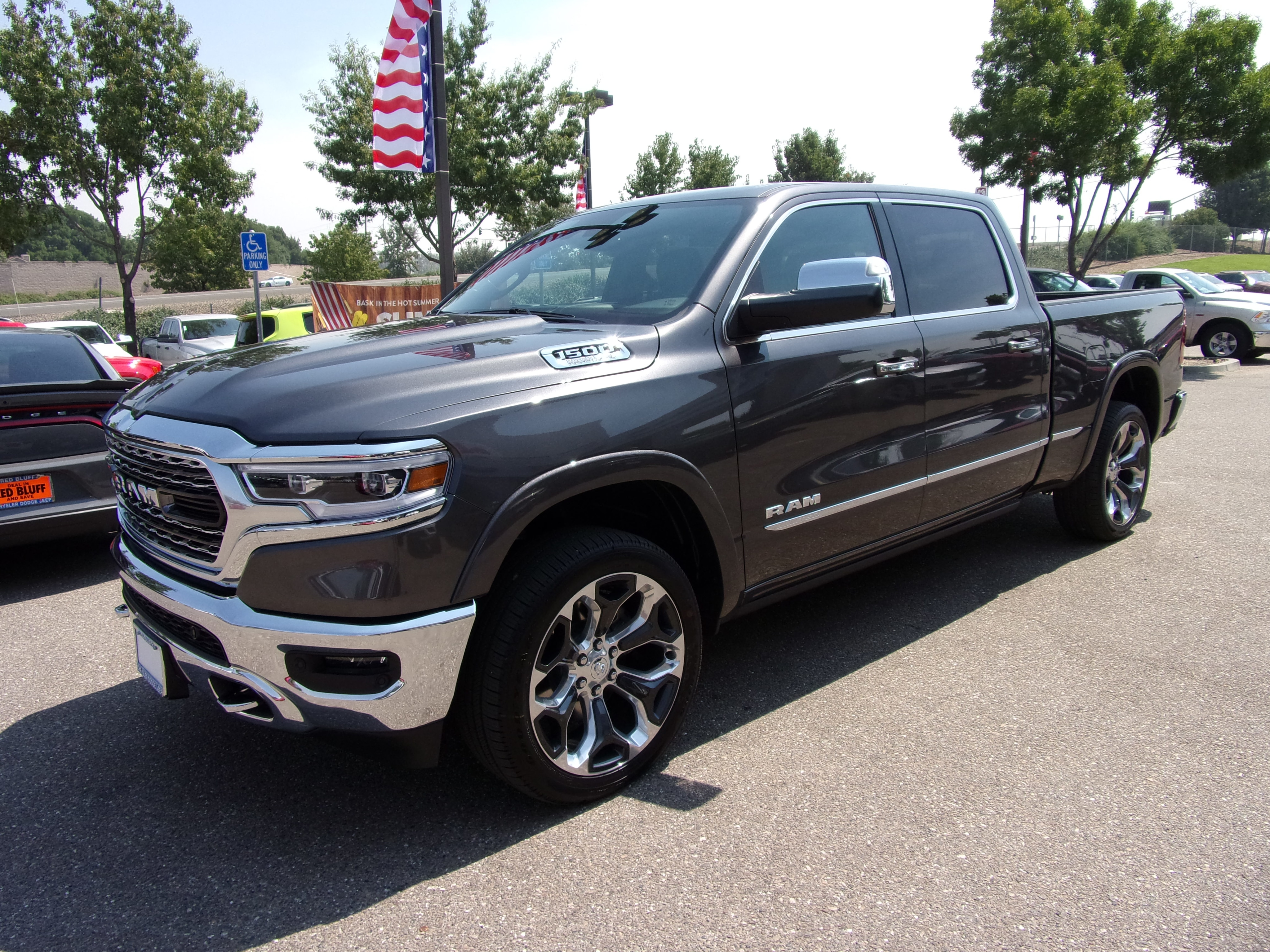 2019 Ram 1500 Crew Cab 4x4,  Pickup #16415 - photo 5