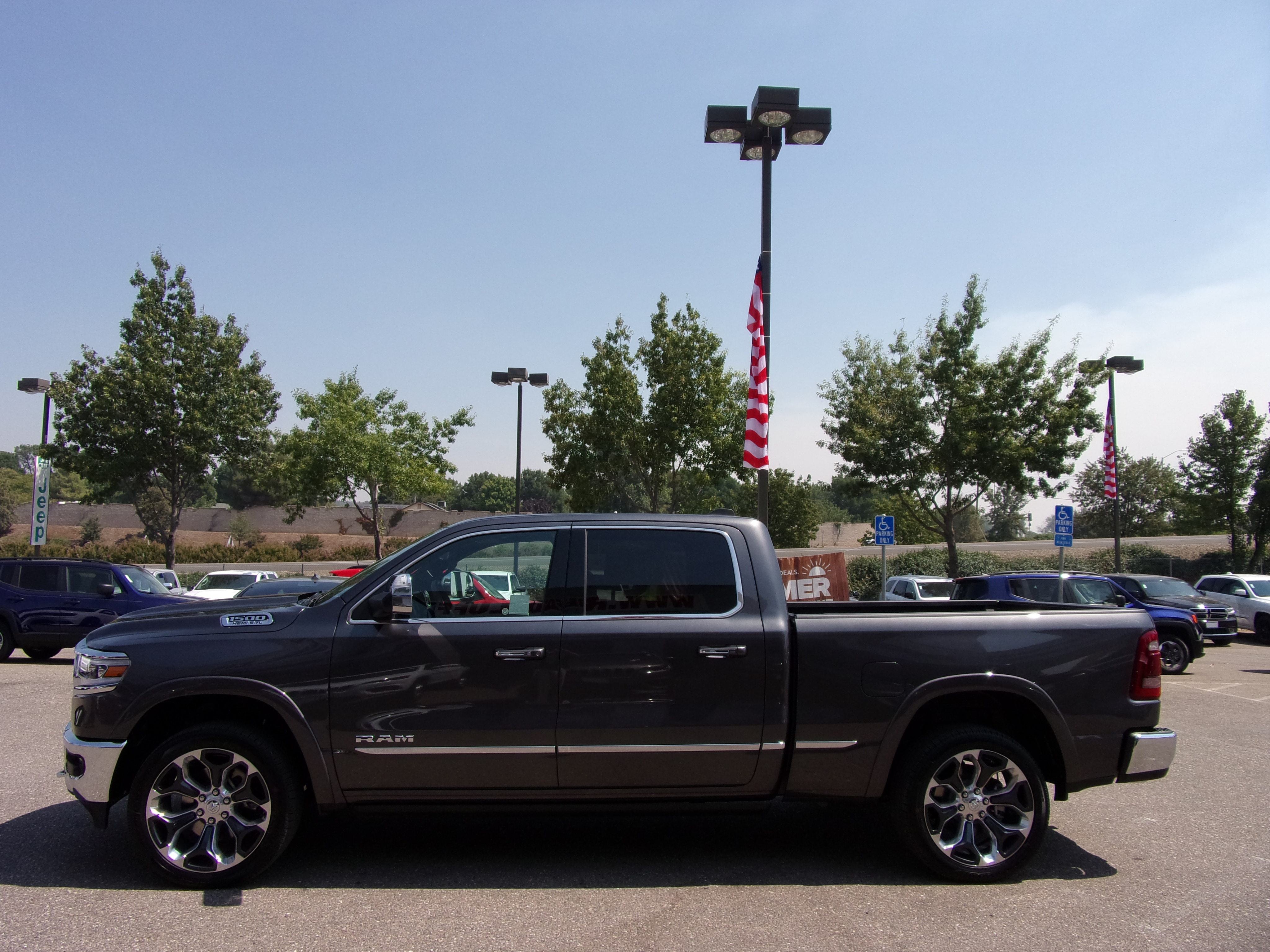2019 Ram 1500 Crew Cab 4x4,  Pickup #16415 - photo 6
