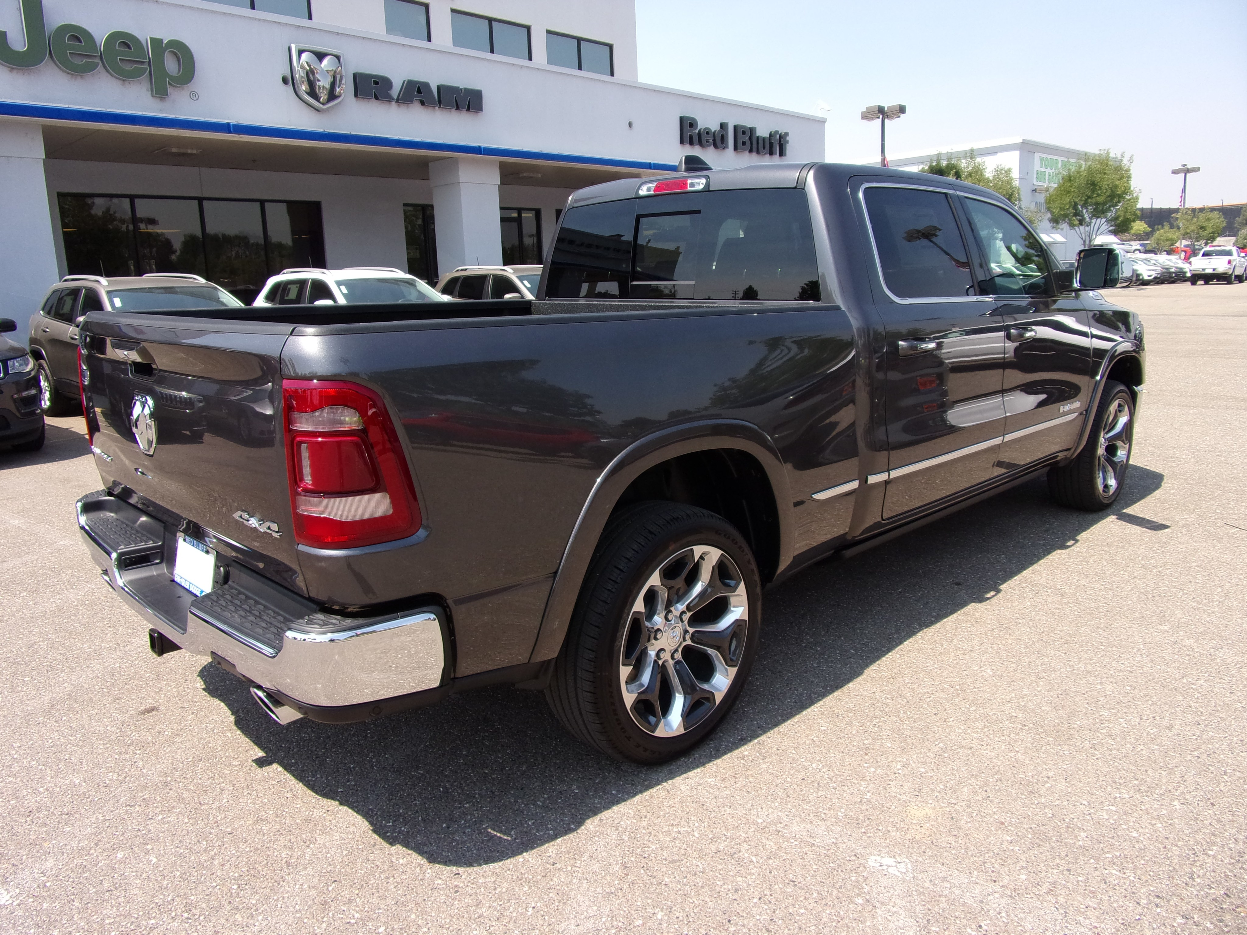 2019 Ram 1500 Crew Cab 4x4,  Pickup #16415 - photo 2
