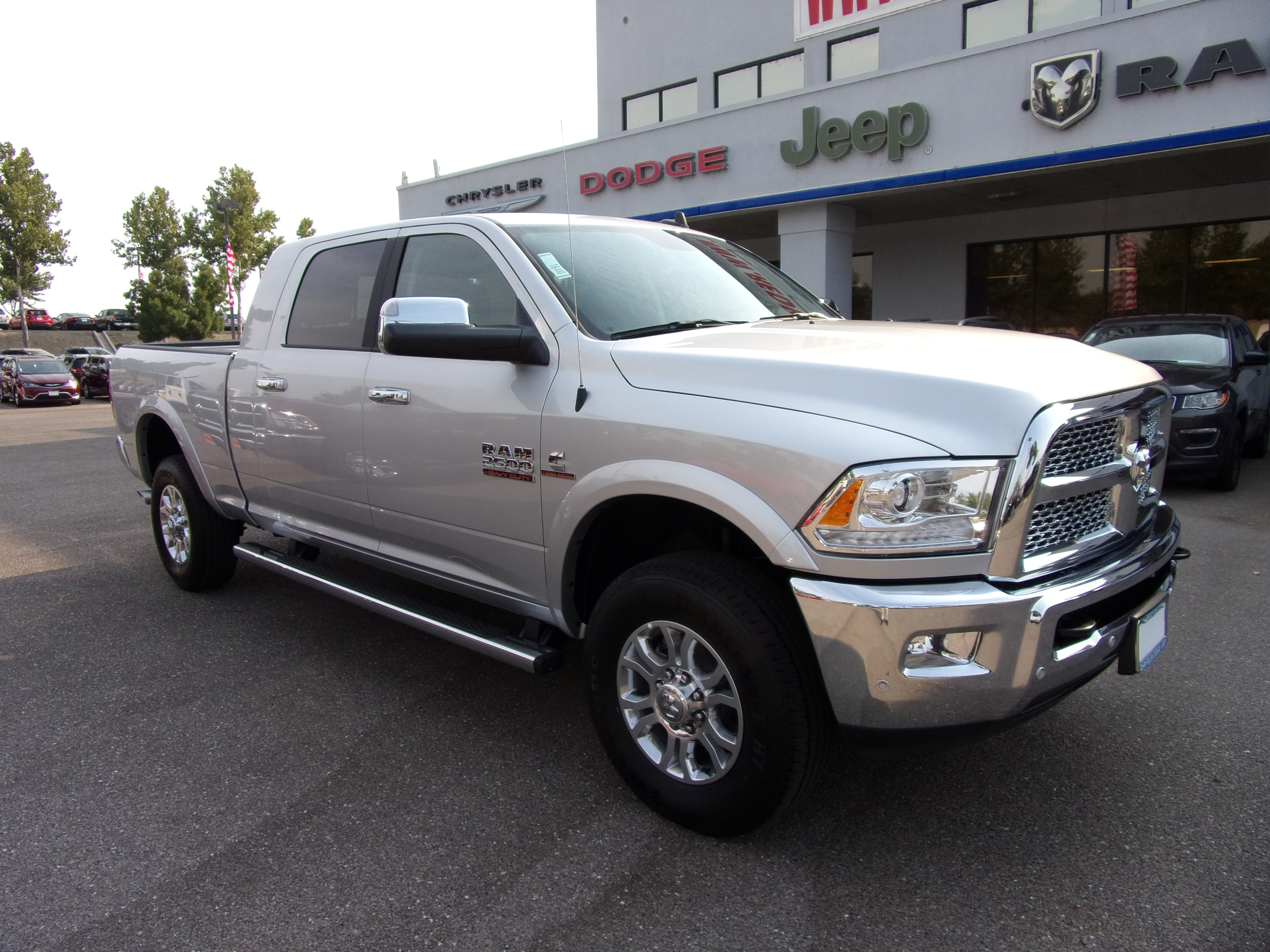 2018 Ram 2500 Mega Cab 4x4,  Pickup #16440 - photo 1