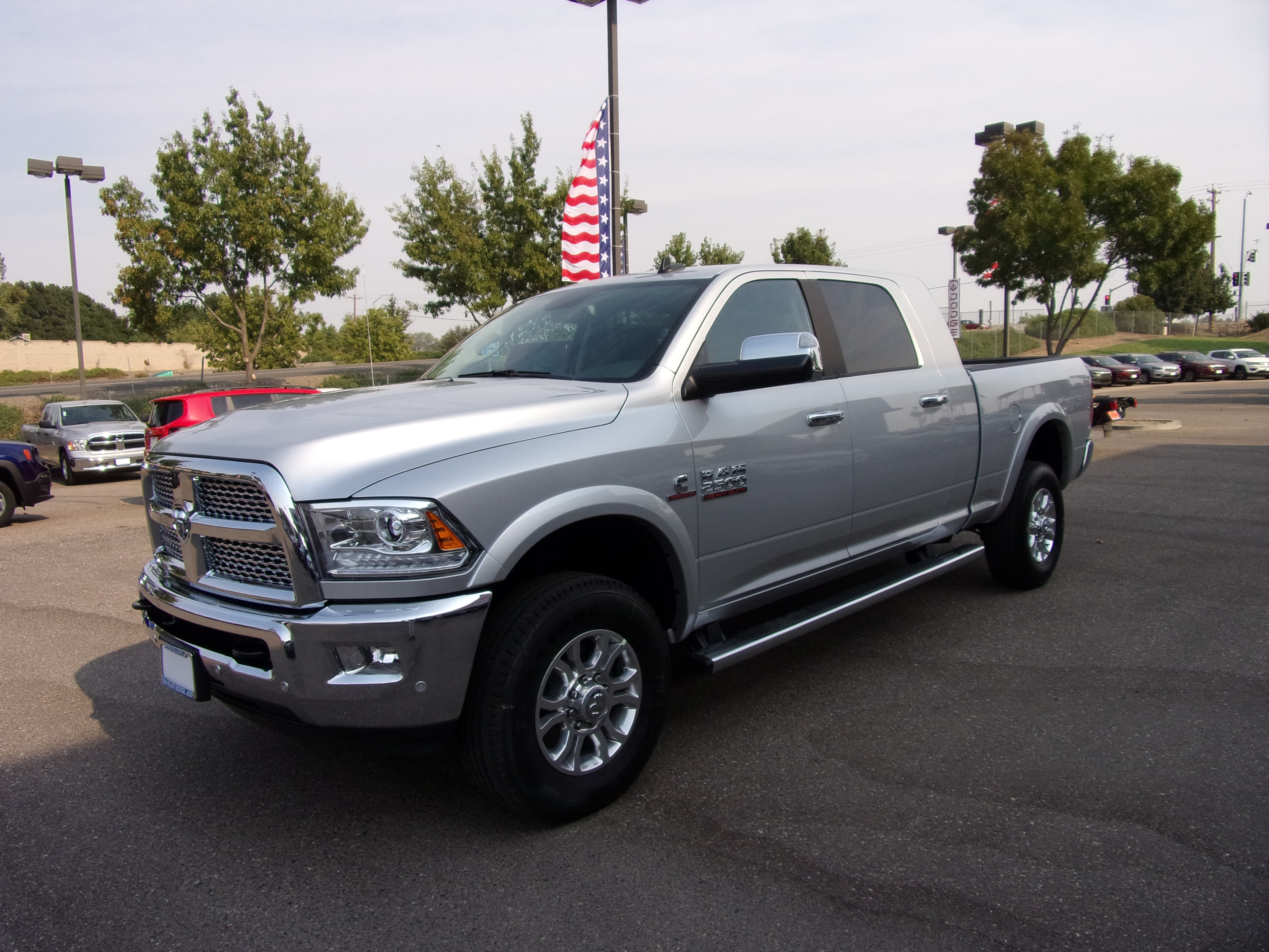 2018 Ram 2500 Mega Cab 4x4,  Pickup #16440 - photo 5