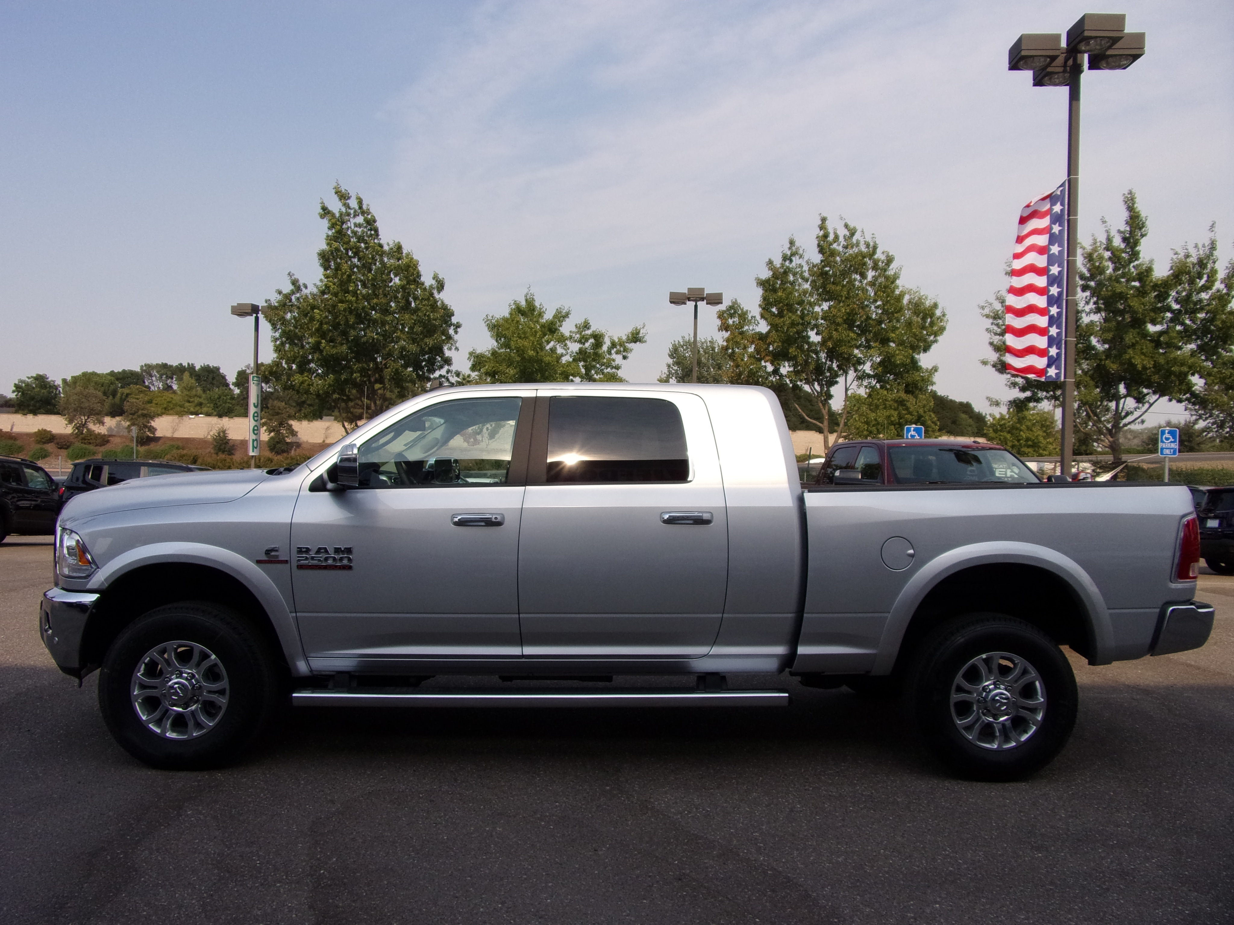 2018 Ram 2500 Mega Cab 4x4,  Pickup #16440 - photo 6