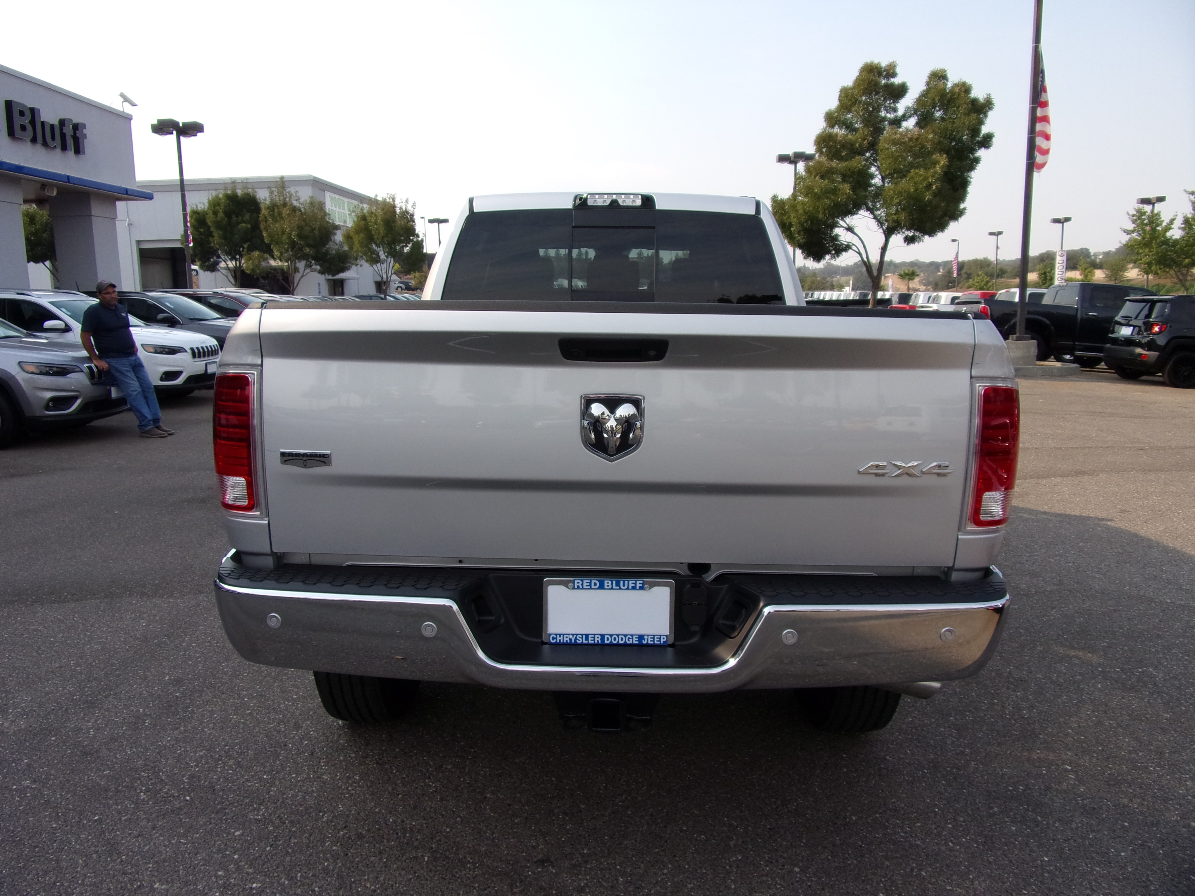 2018 Ram 2500 Mega Cab 4x4,  Pickup #16440 - photo 8