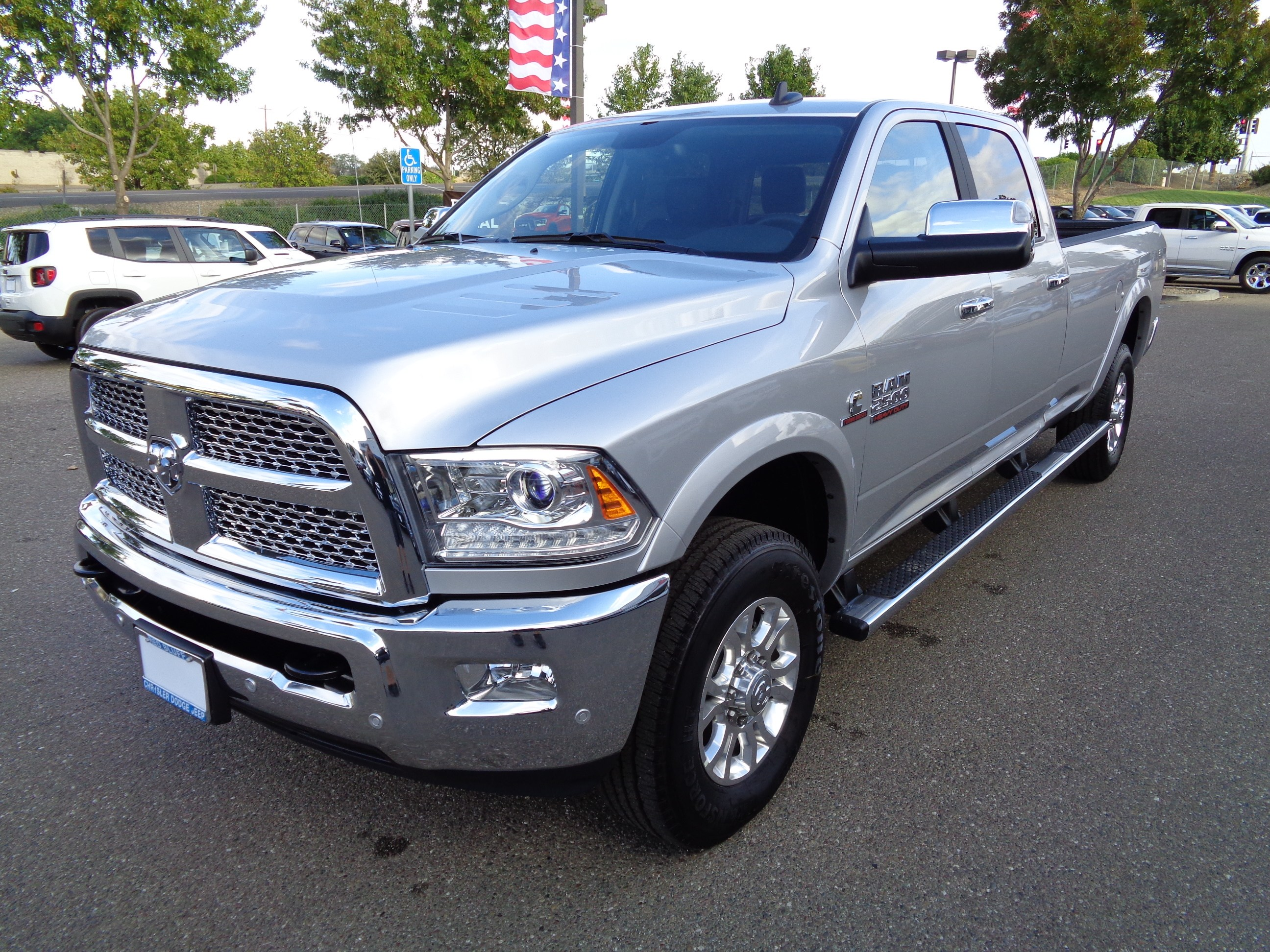 2018 Ram 2500 Crew Cab 4x4,  Pickup #16500 - photo 5