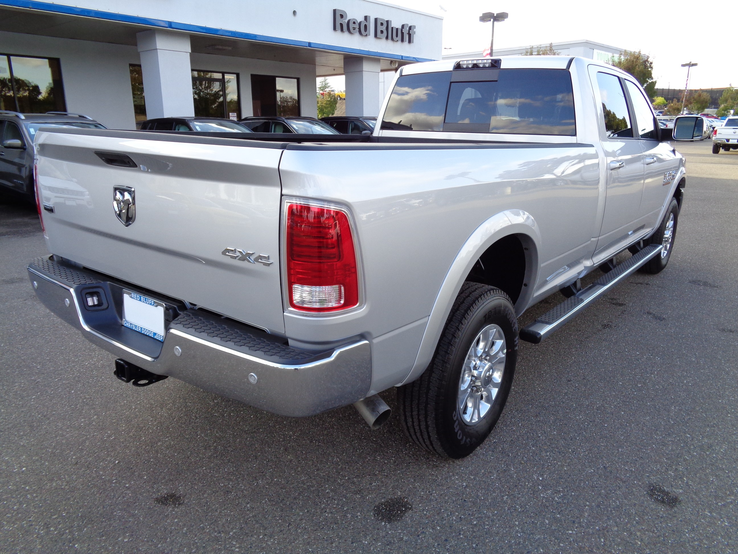 2018 Ram 2500 Crew Cab 4x4,  Pickup #16500 - photo 2