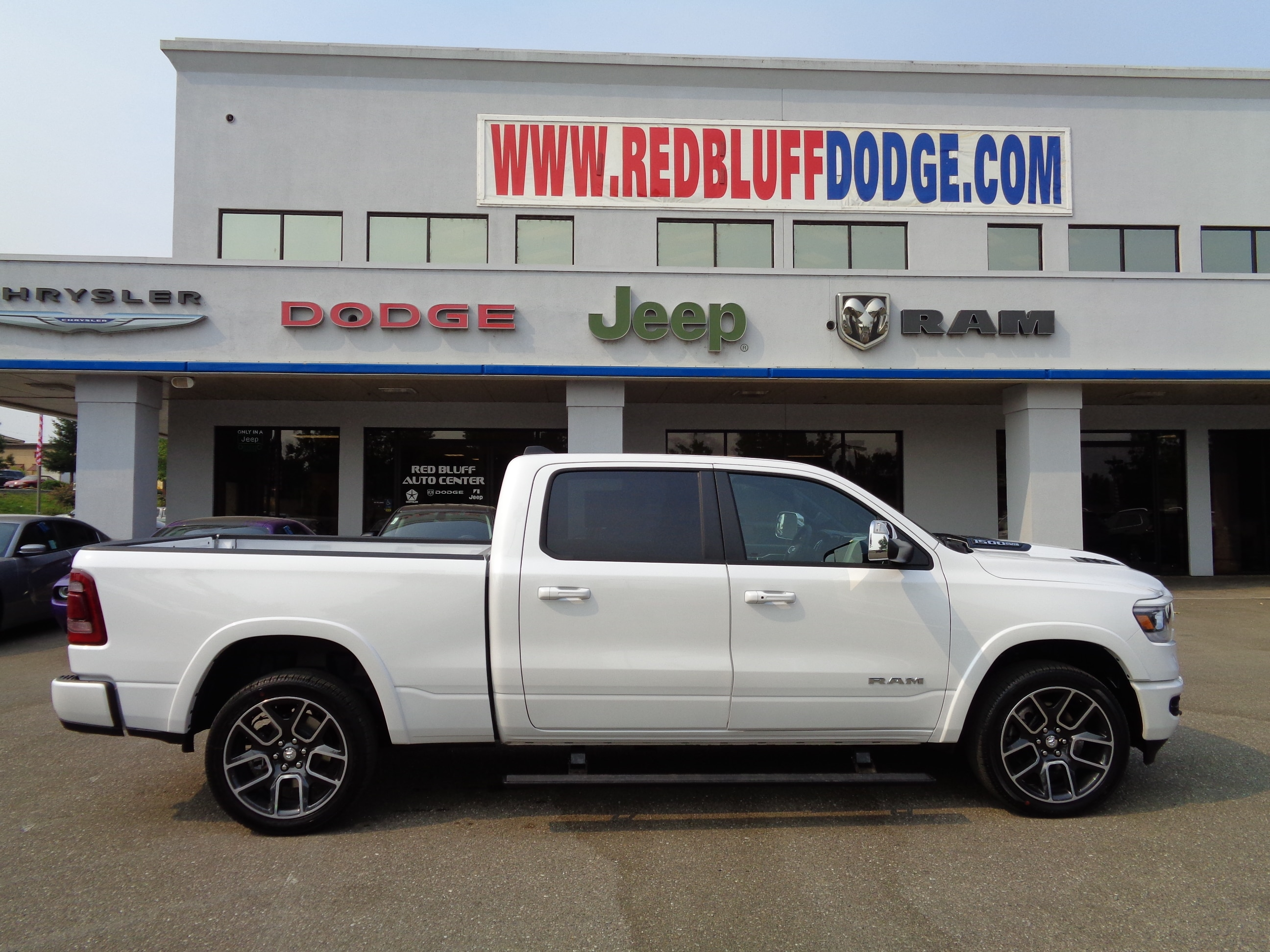 2019 Ram 1500 Crew Cab 4x4,  Pickup #16566 - photo 3