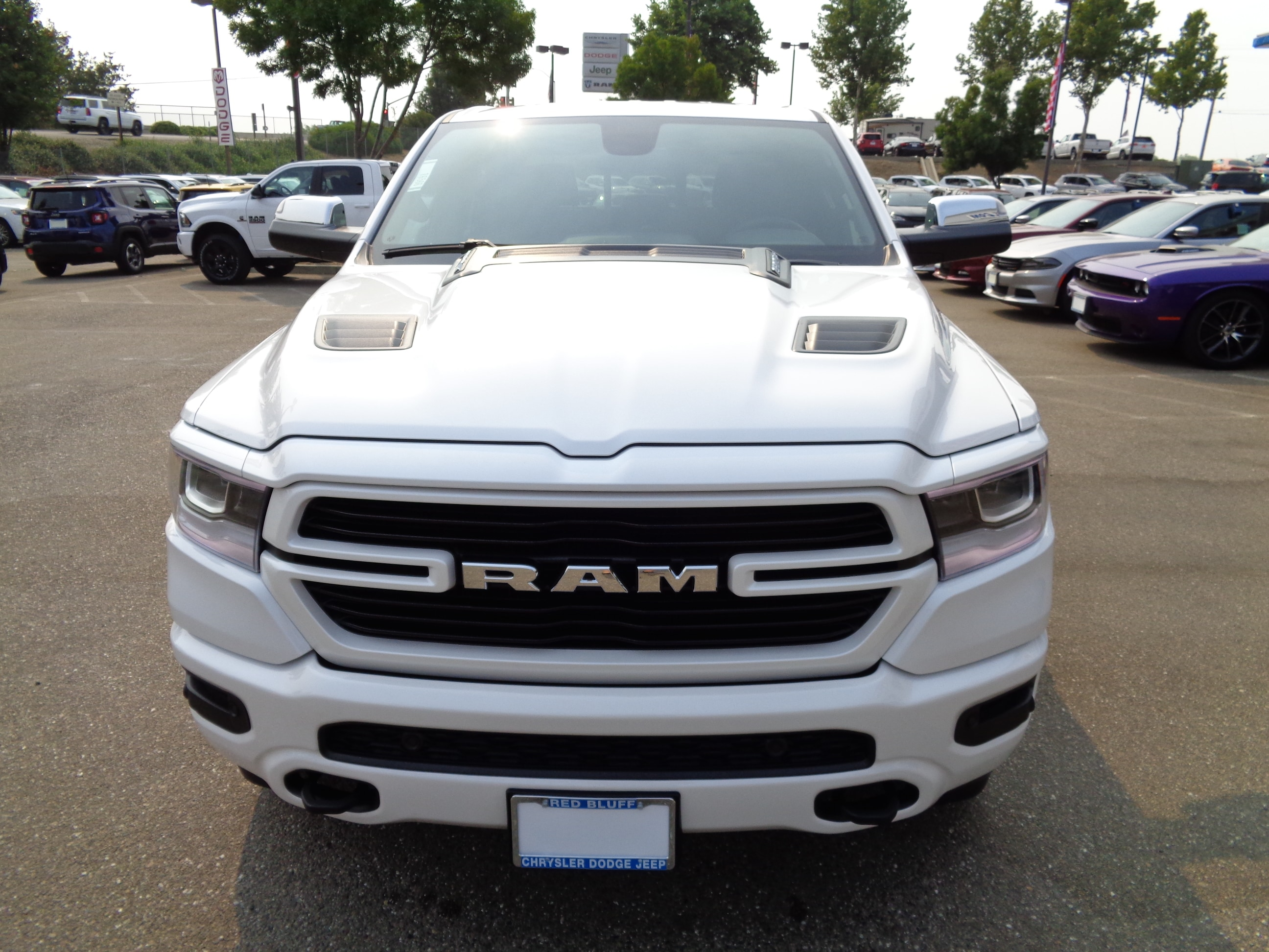 2019 Ram 1500 Crew Cab 4x4,  Pickup #16566 - photo 4