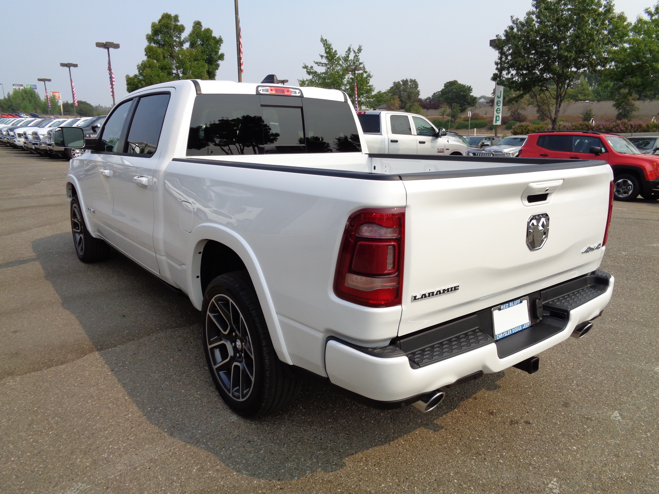 2019 Ram 1500 Crew Cab 4x4,  Pickup #16566 - photo 7