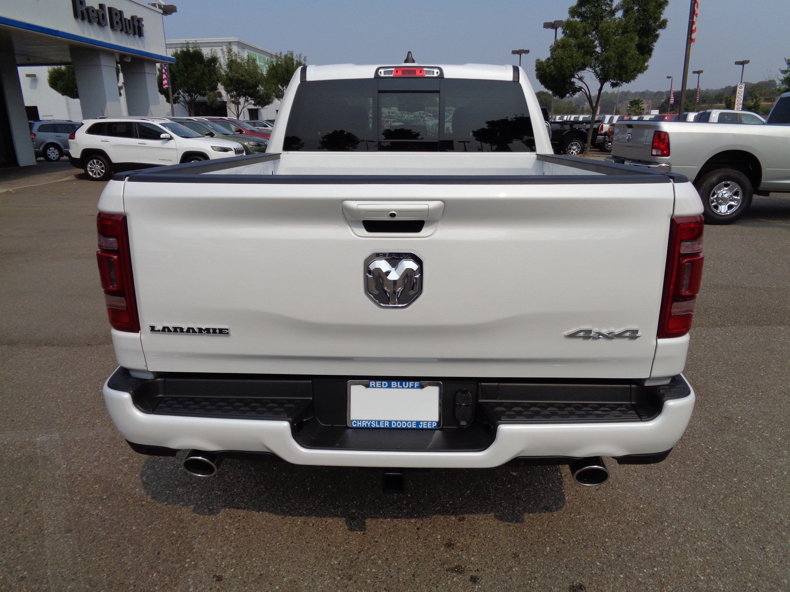 2019 Ram 1500 Crew Cab 4x4,  Pickup #16566 - photo 8
