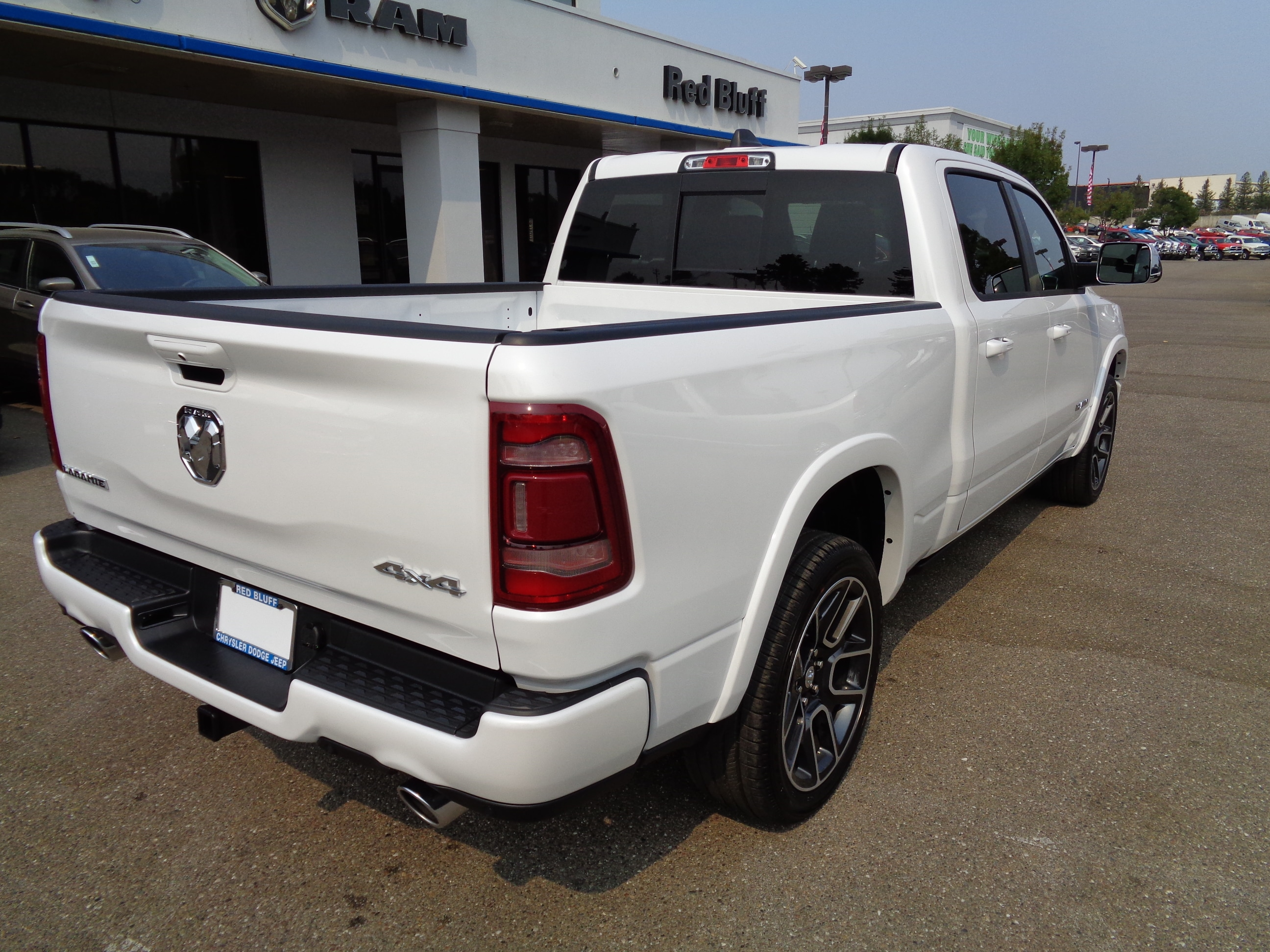 2019 Ram 1500 Crew Cab 4x4,  Pickup #16566 - photo 2