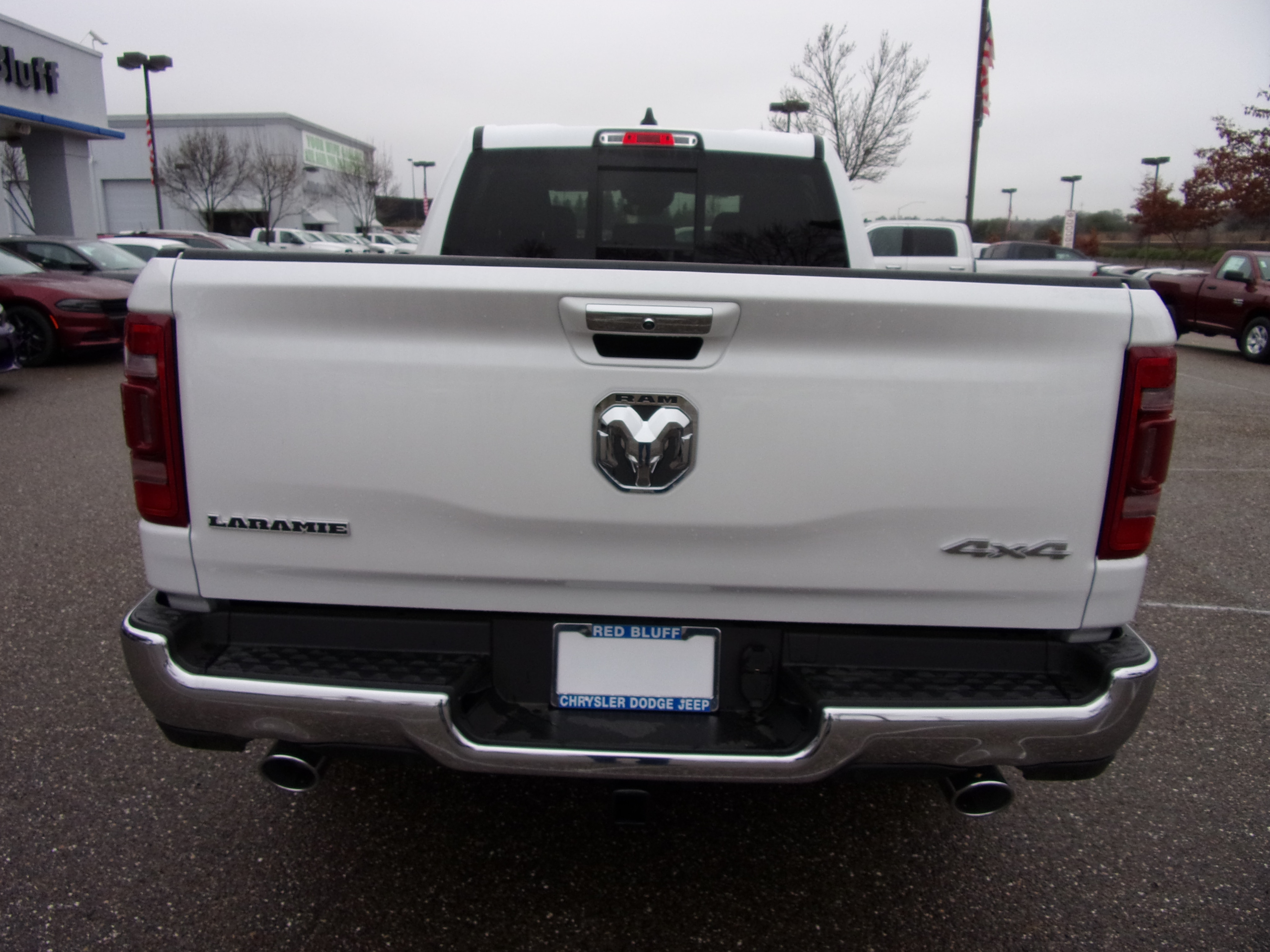 2019 Ram 1500 Crew Cab 4x4,  Pickup #16567 - photo 8