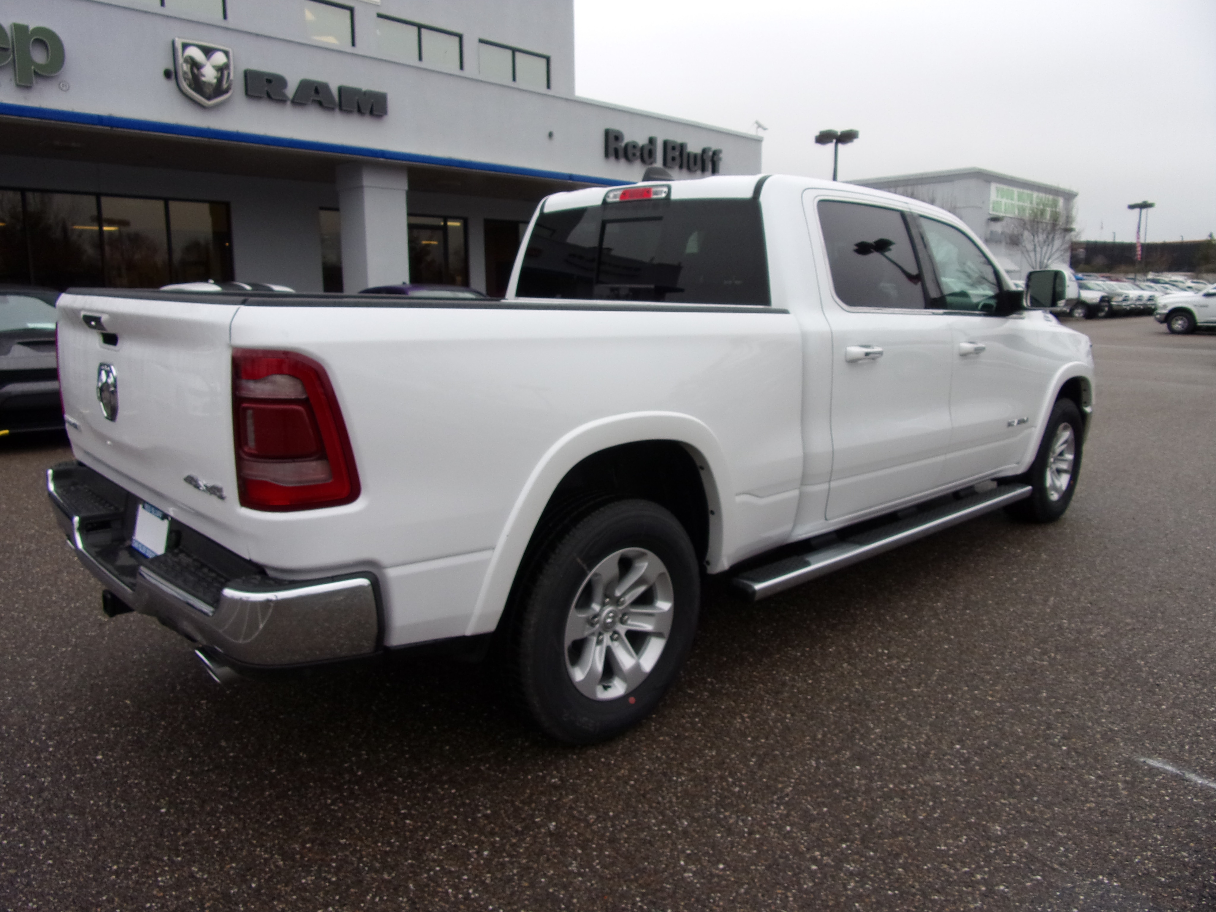 2019 Ram 1500 Crew Cab 4x4,  Pickup #16567 - photo 2