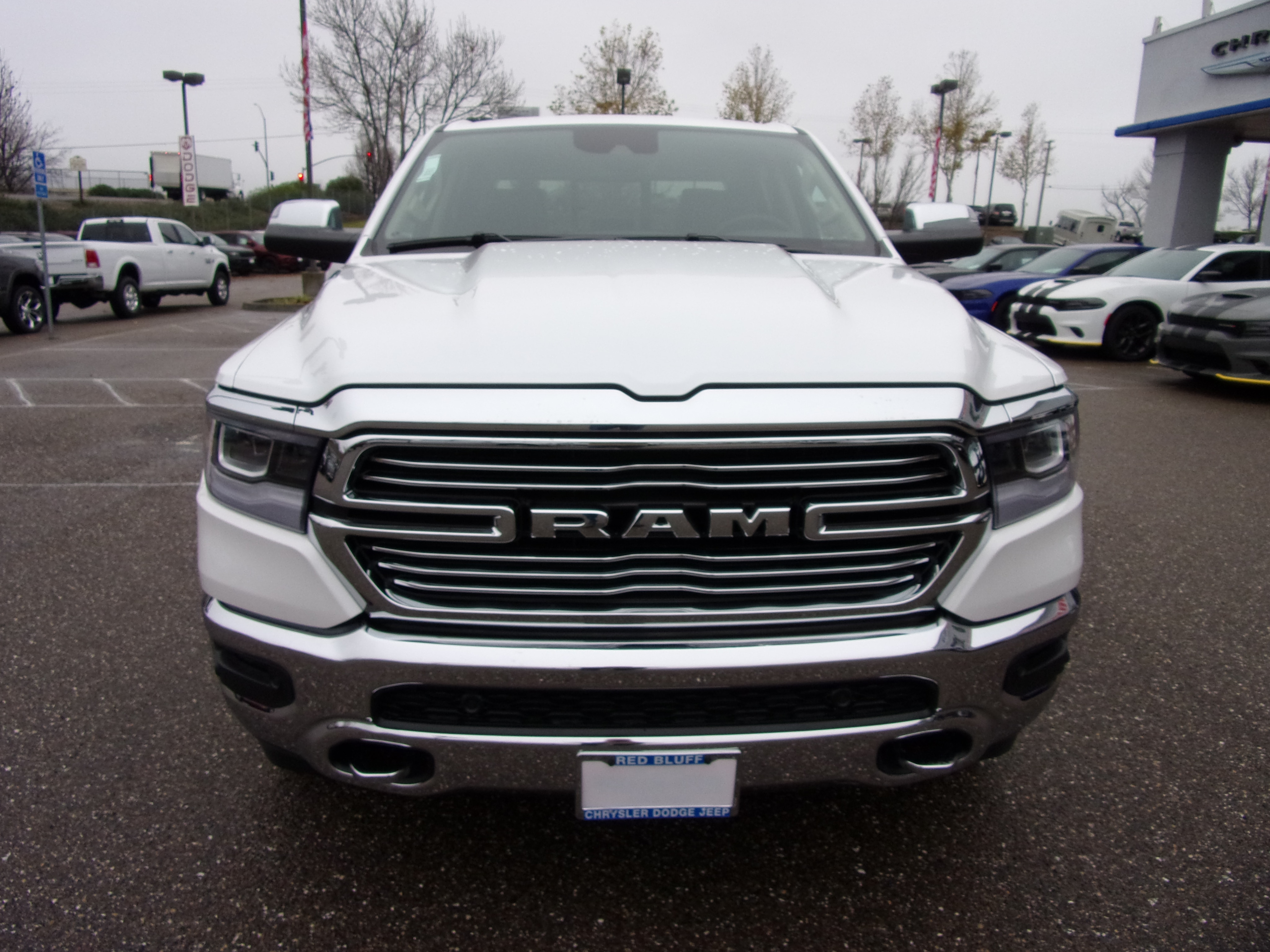 2019 Ram 1500 Crew Cab 4x4,  Pickup #16567 - photo 4