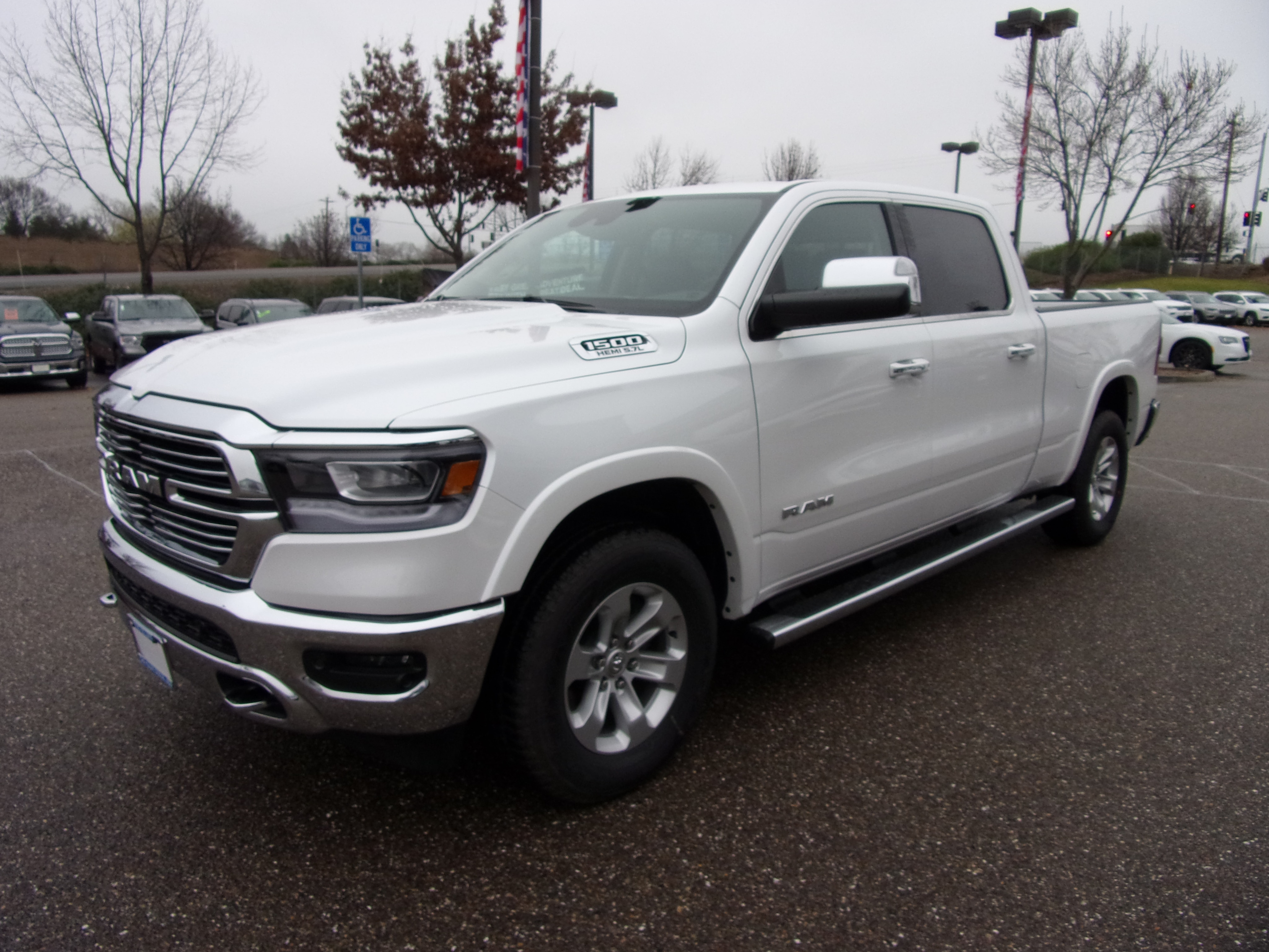 2019 Ram 1500 Crew Cab 4x4,  Pickup #16567 - photo 5