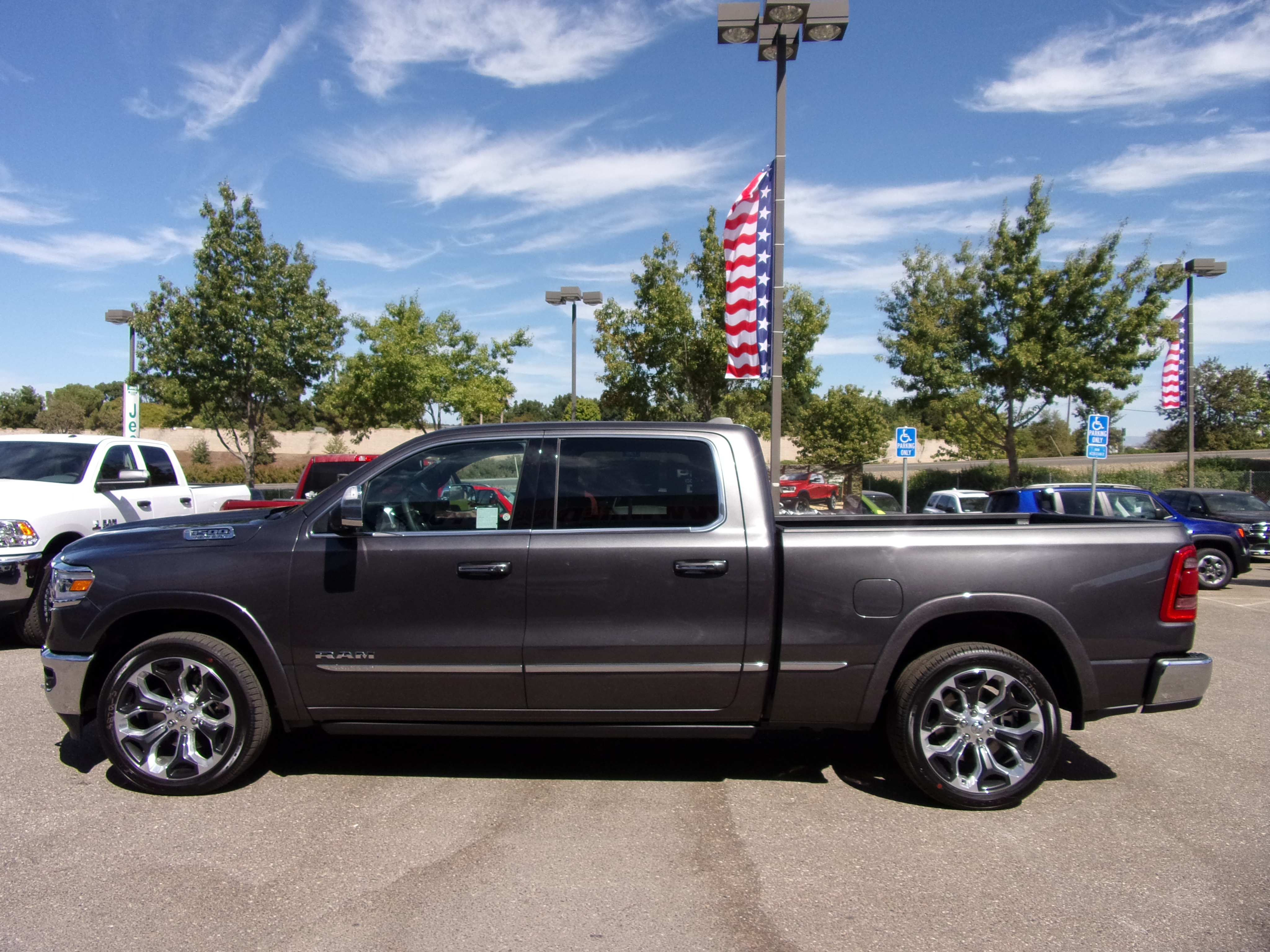 2019 Ram 1500 Crew Cab 4x4,  Pickup #16580 - photo 6