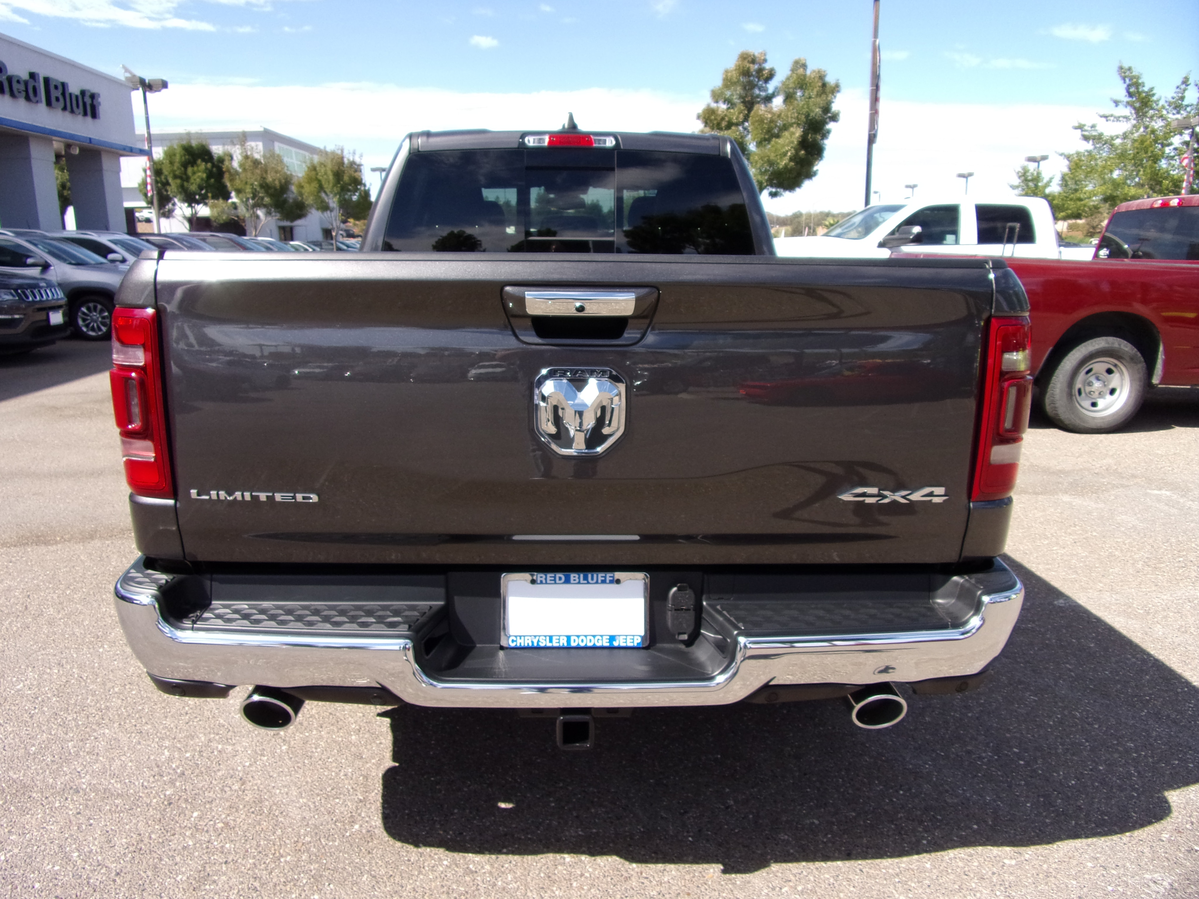 2019 Ram 1500 Crew Cab 4x4,  Pickup #16580 - photo 8