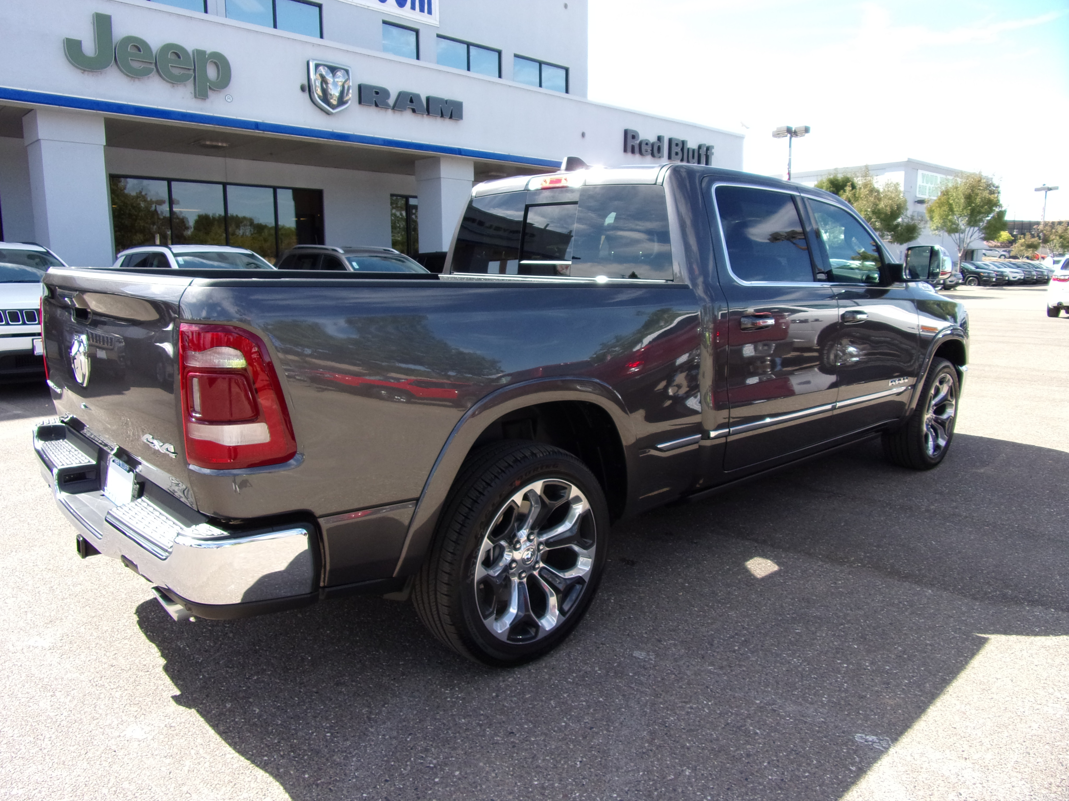 2019 Ram 1500 Crew Cab 4x4,  Pickup #16580 - photo 2