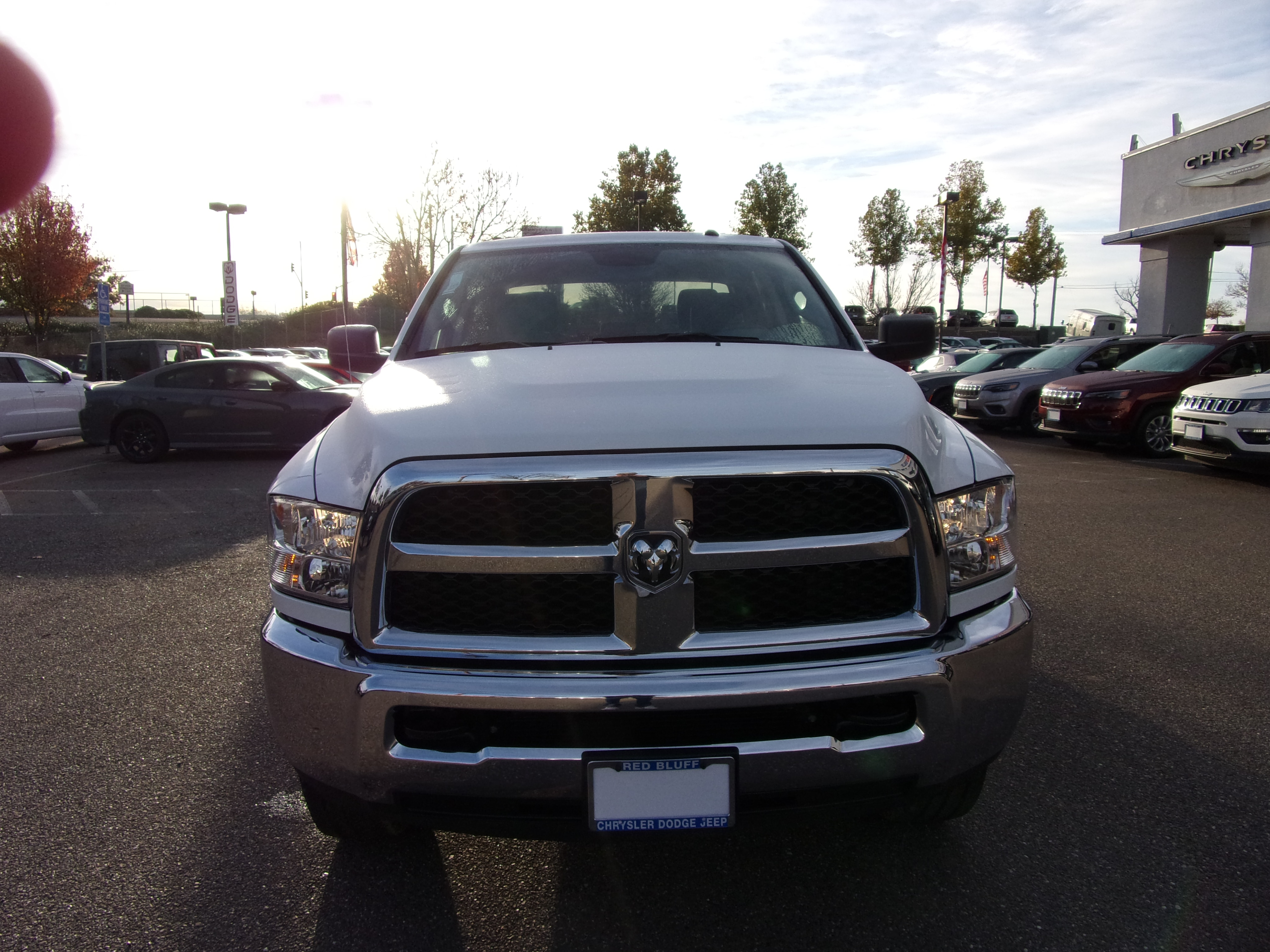 2018 Ram 2500 Crew Cab 4x4,  Pickup #16584 - photo 3
