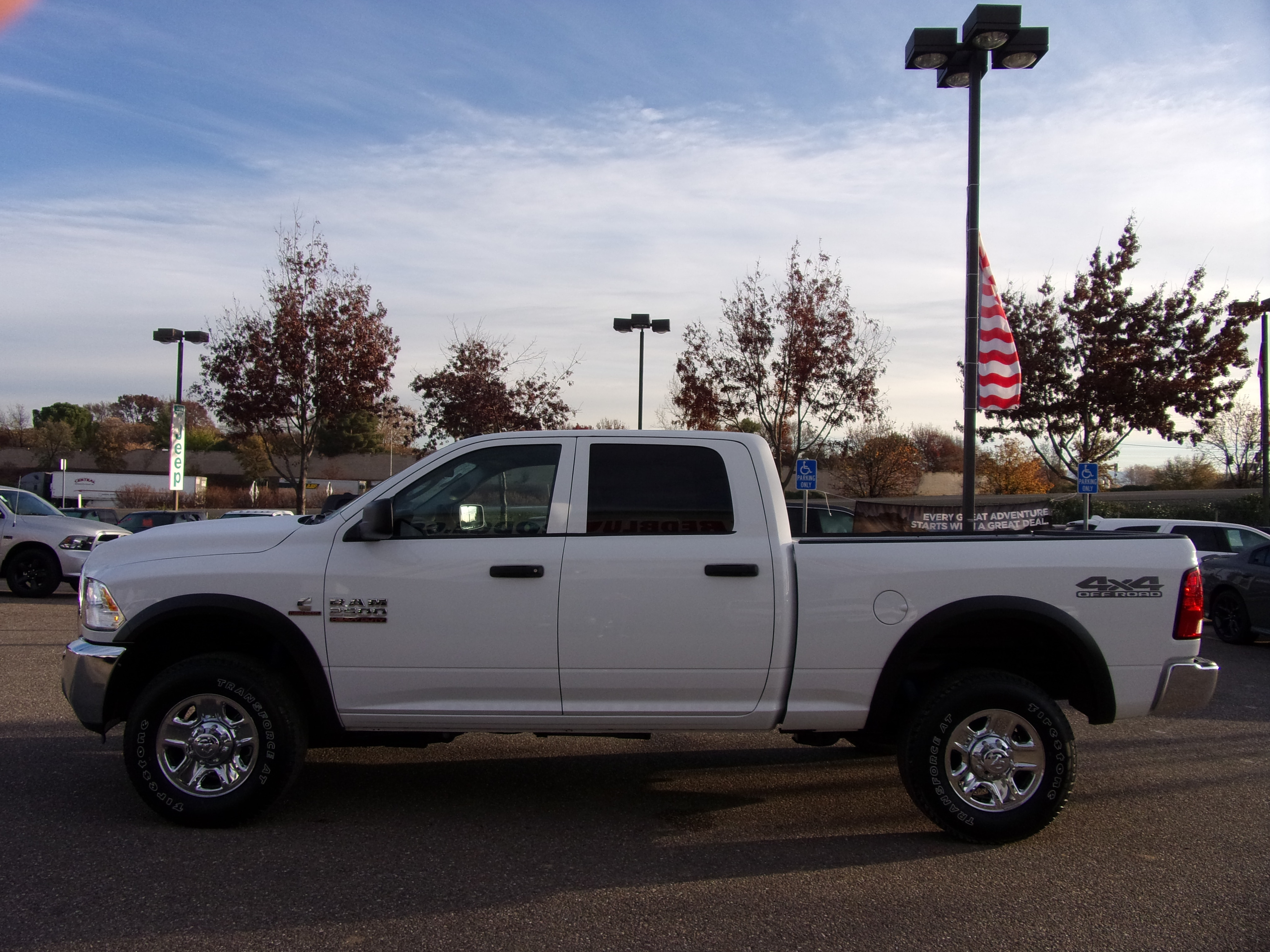 2018 Ram 2500 Crew Cab 4x4,  Pickup #16584 - photo 5