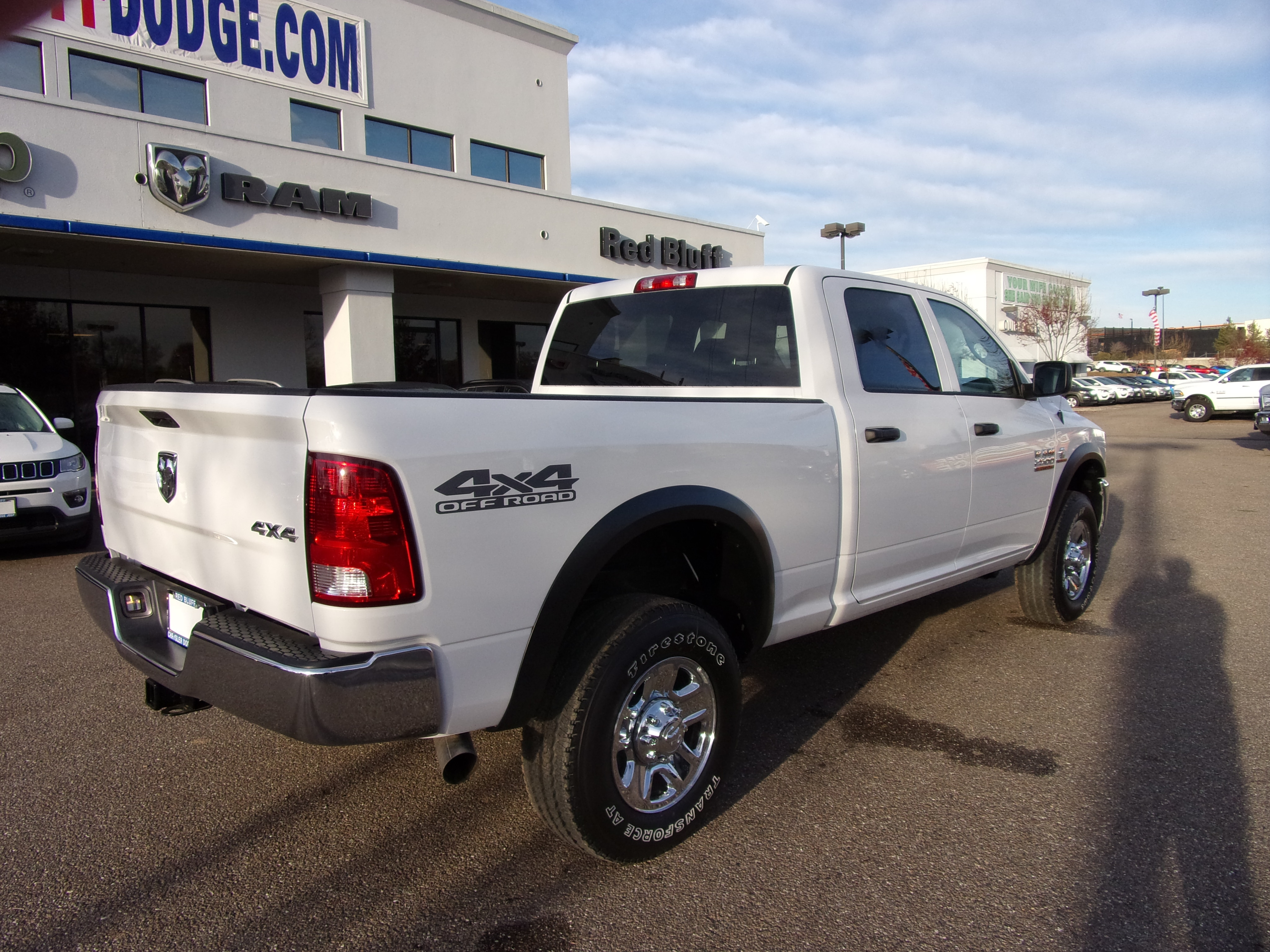 2018 Ram 2500 Crew Cab 4x4,  Pickup #16584 - photo 8