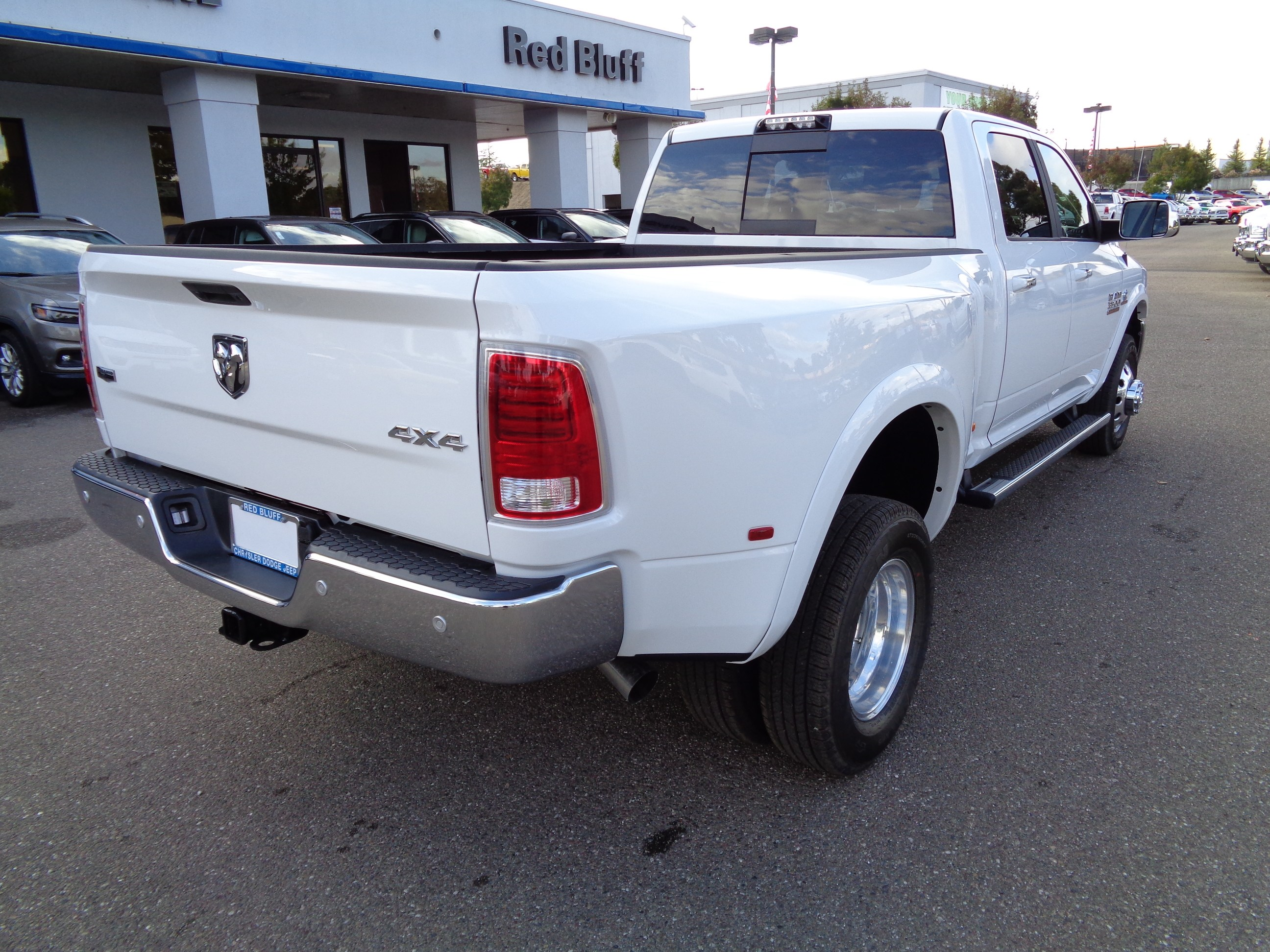 2018 Ram 3500 Crew Cab DRW 4x4,  Pickup #16596 - photo 2