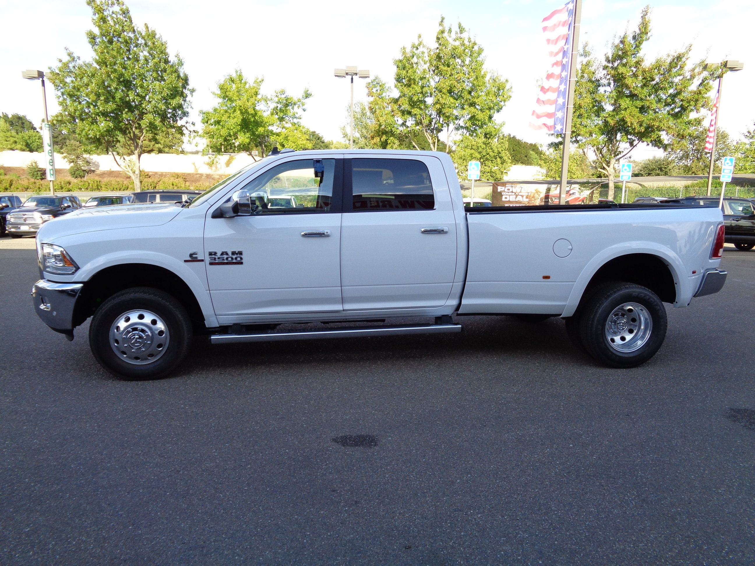 2018 Ram 3500 Crew Cab DRW 4x4,  Pickup #16598 - photo 6