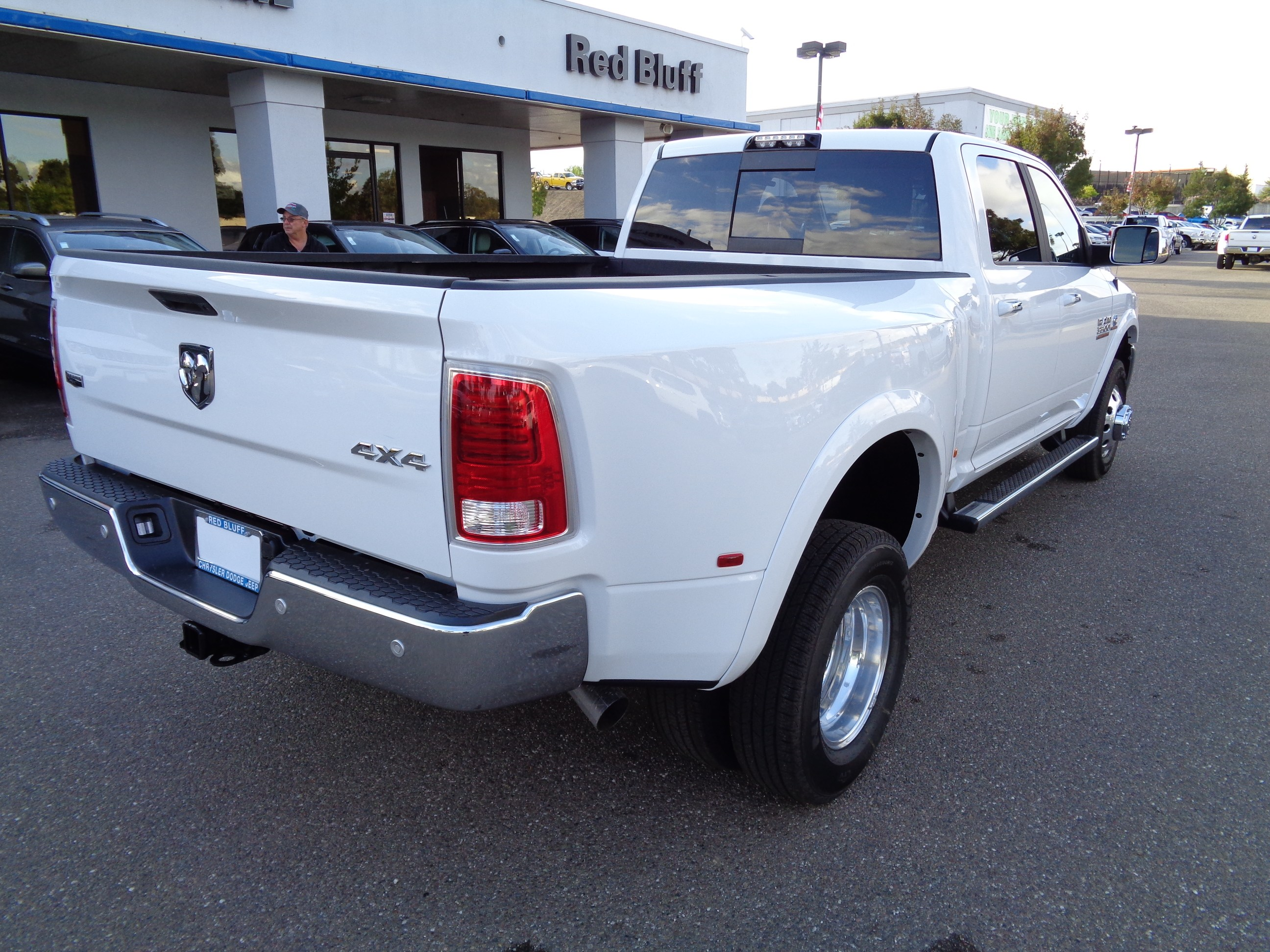 2018 Ram 3500 Crew Cab DRW 4x4,  Pickup #16598 - photo 2